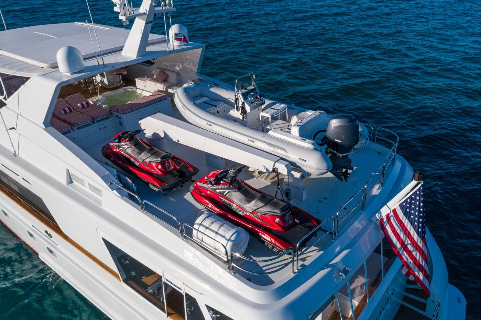 2002 Trinity Yachts 124' Raised Pilothouse HAVEN | Picture 8 of 46
