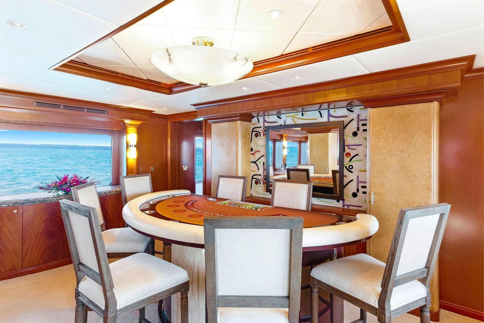 2002 Trinity Yachts 124' Raised Pilothouse HAVEN | Picture 6 of 46