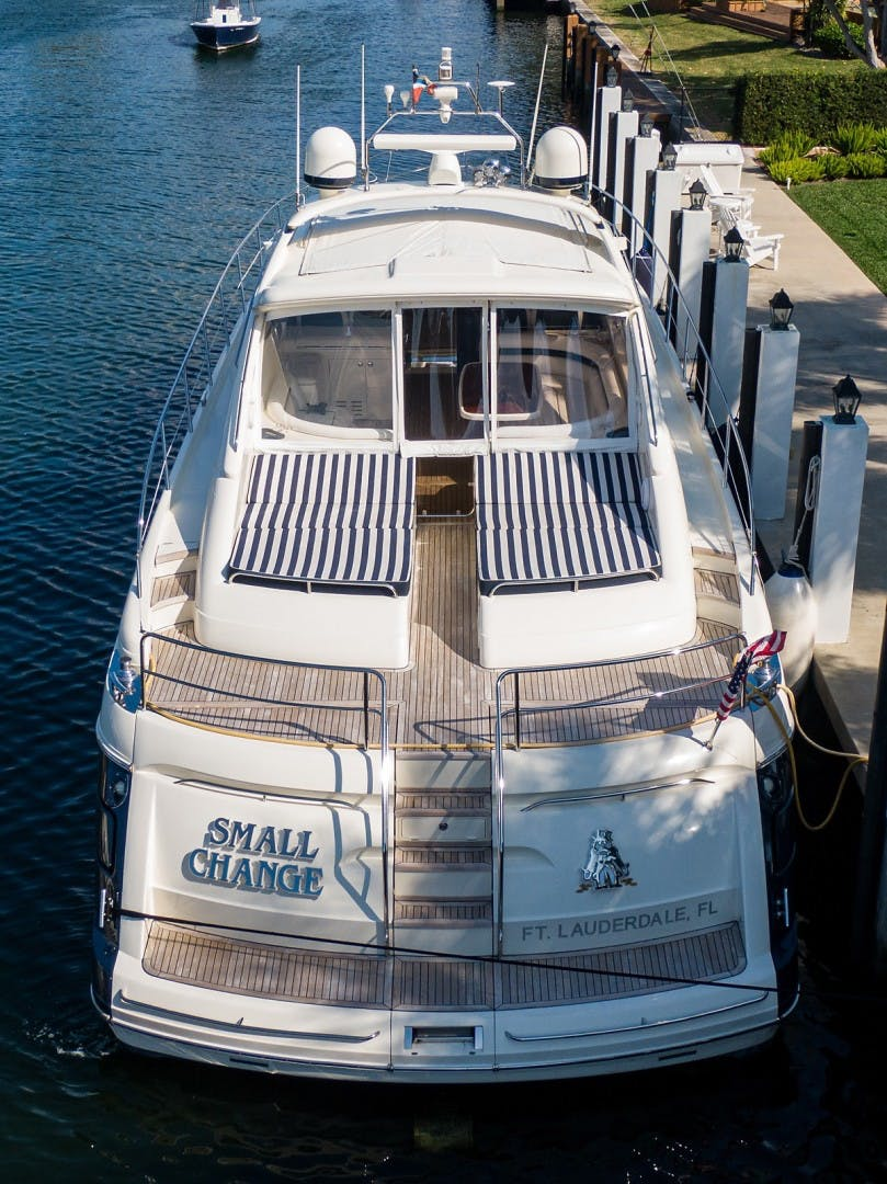 2002 Princess 65' Viking Sport Cruisers V65 Small Change | Picture 3 of 65