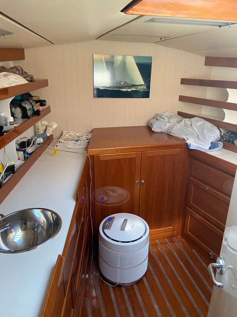 1998 Dashew 78' Kelly Archer BEOWULF | Picture 4 of 33