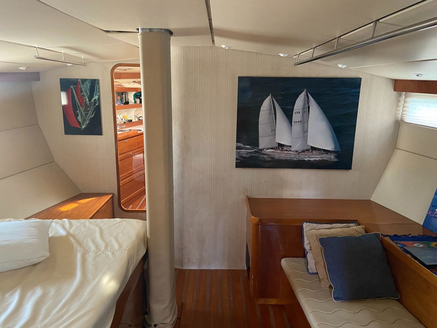 1998 Dashew 78' Kelly Archer BEOWULF | Picture 8 of 33