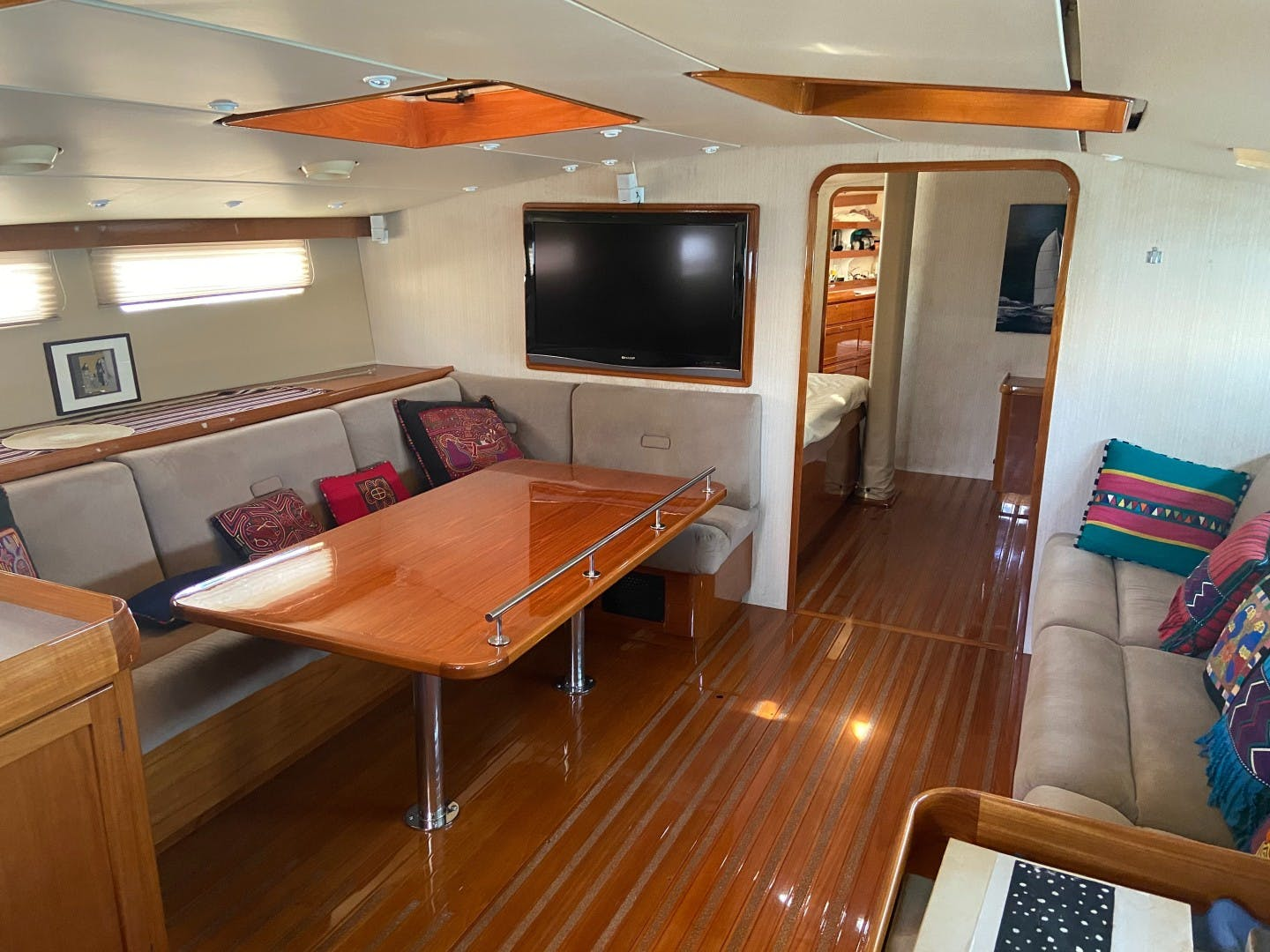 1998 Dashew 78' Kelly Archer BEOWULF | Picture 2 of 33