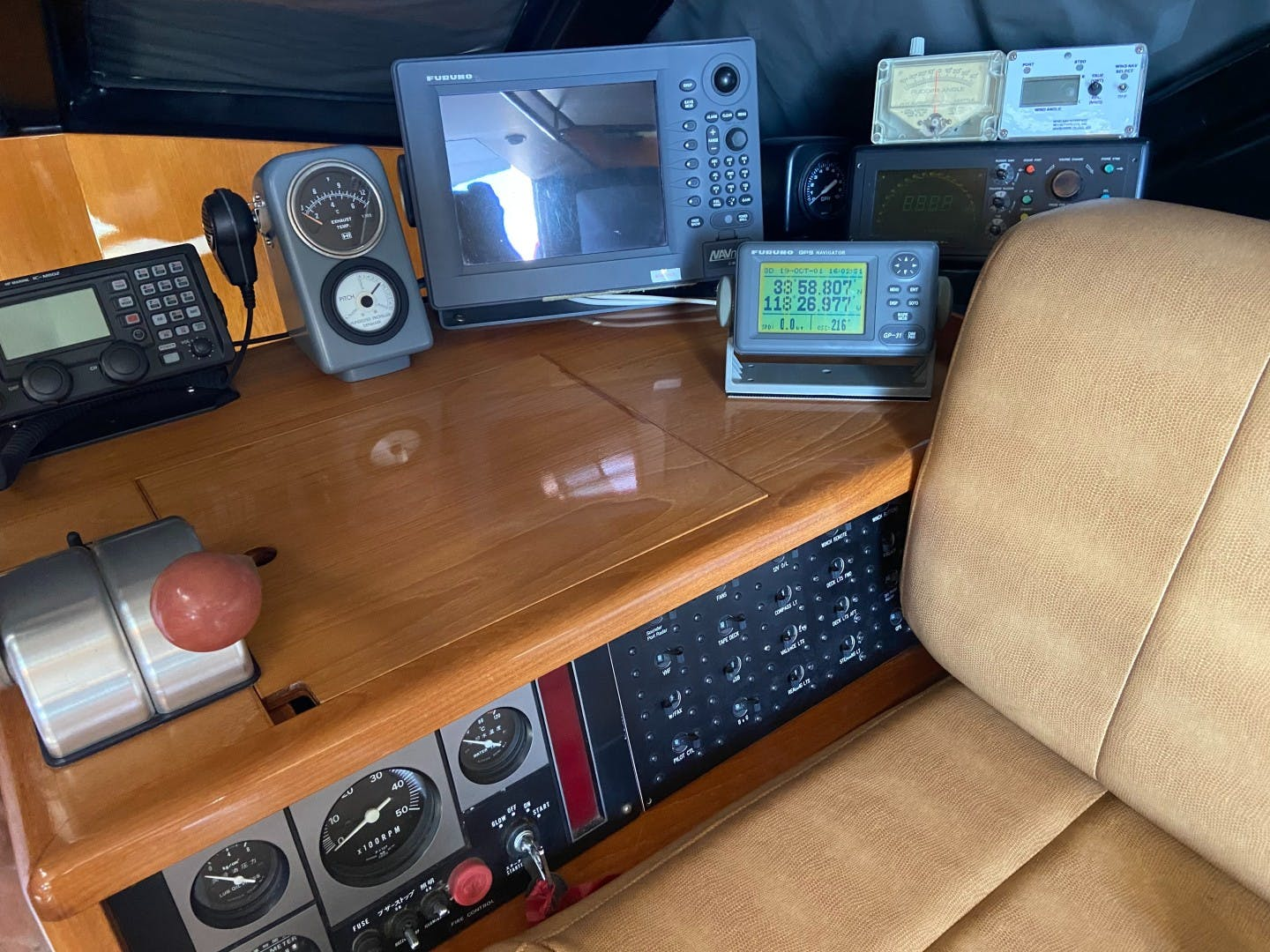 1998 Dashew 78' Kelly Archer BEOWULF | Picture 5 of 33