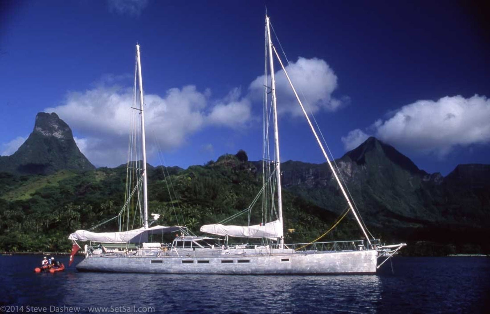 1998 Dashew 78' Kelly Archer BEOWULF | Picture 1 of 33