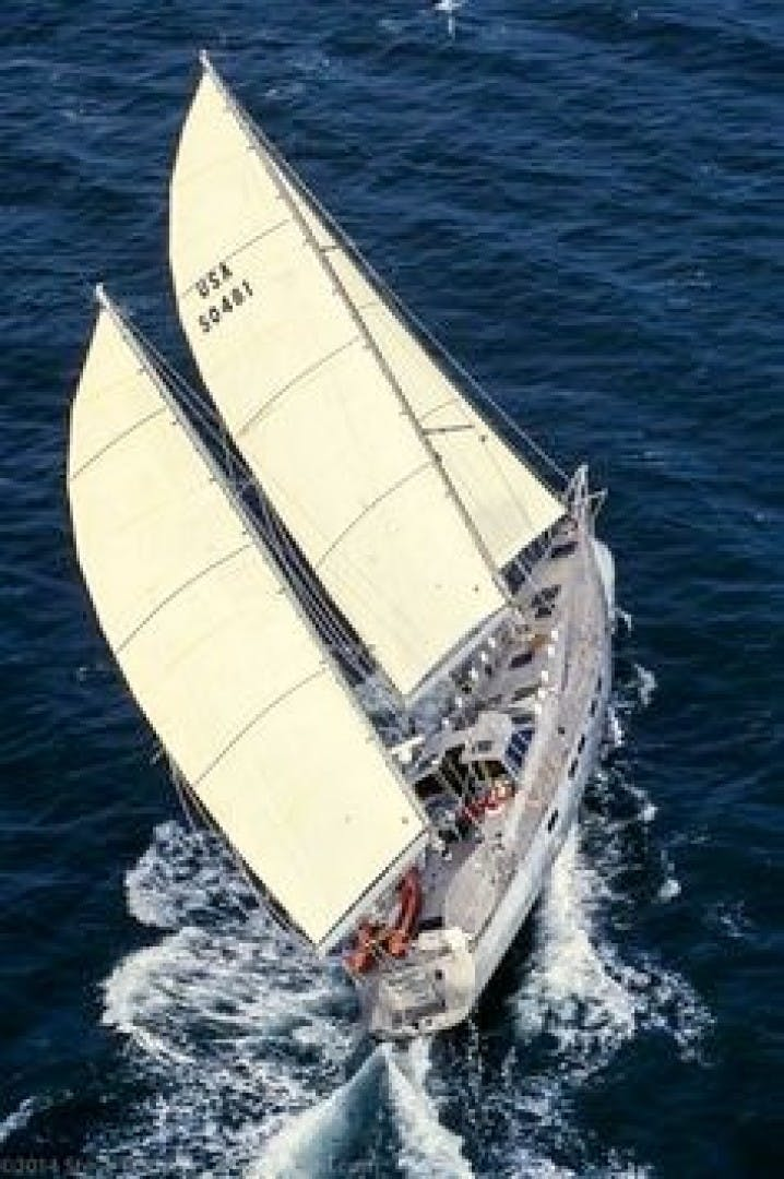 1998 Dashew 78' Kelly Archer BEOWULF | Picture 6 of 33