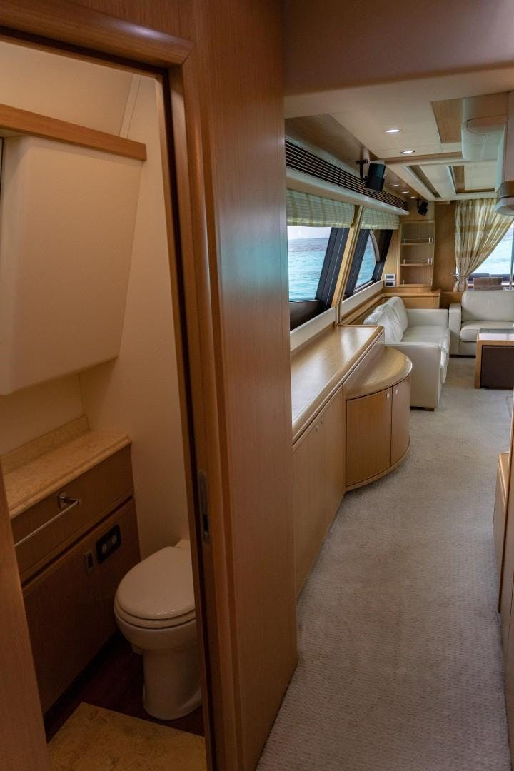 2008 Ferretti Yachts 88' 881 Fortis II | Picture 2 of 123