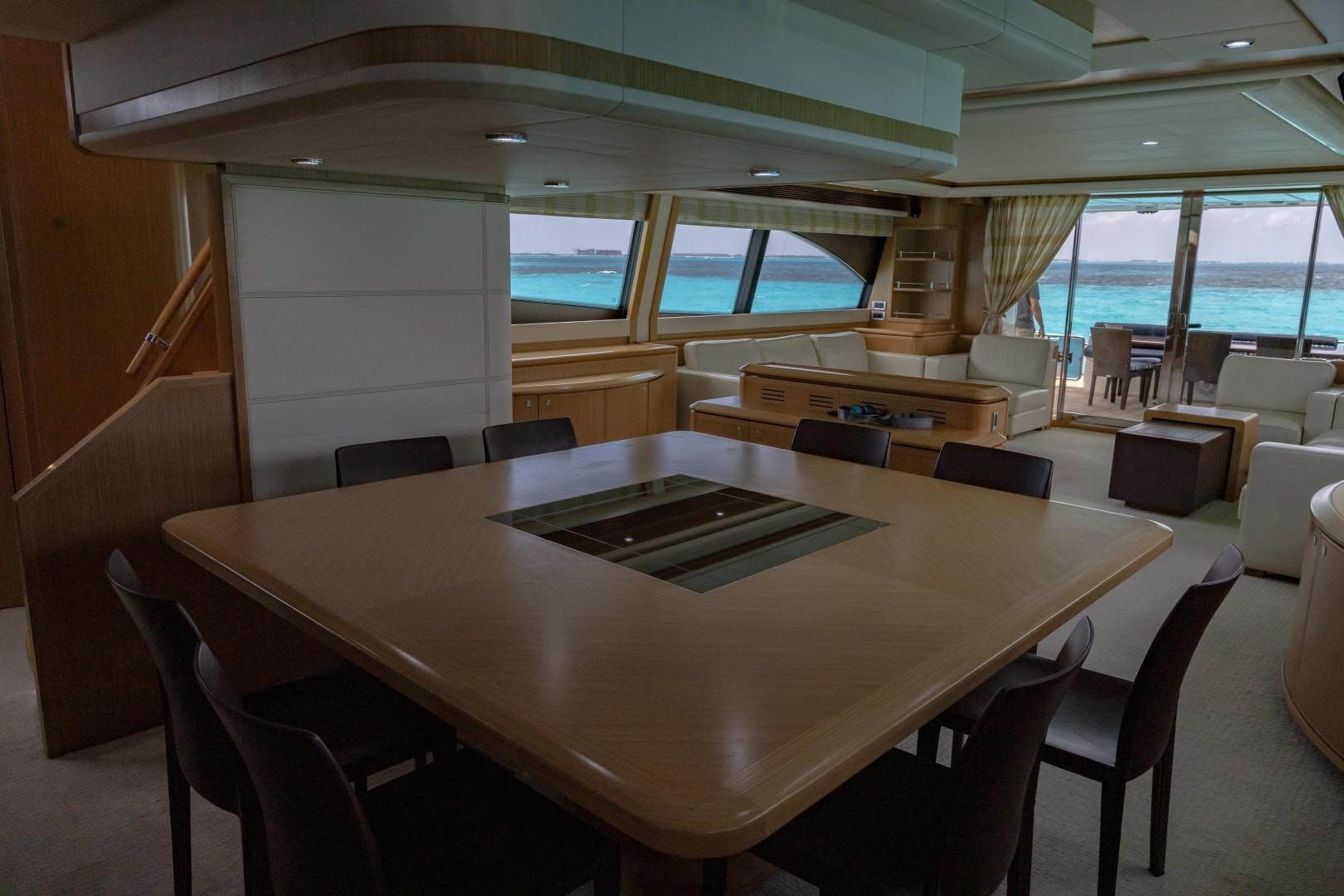 2008 Ferretti Yachts 88' 881 Fortis II | Picture 7 of 123
