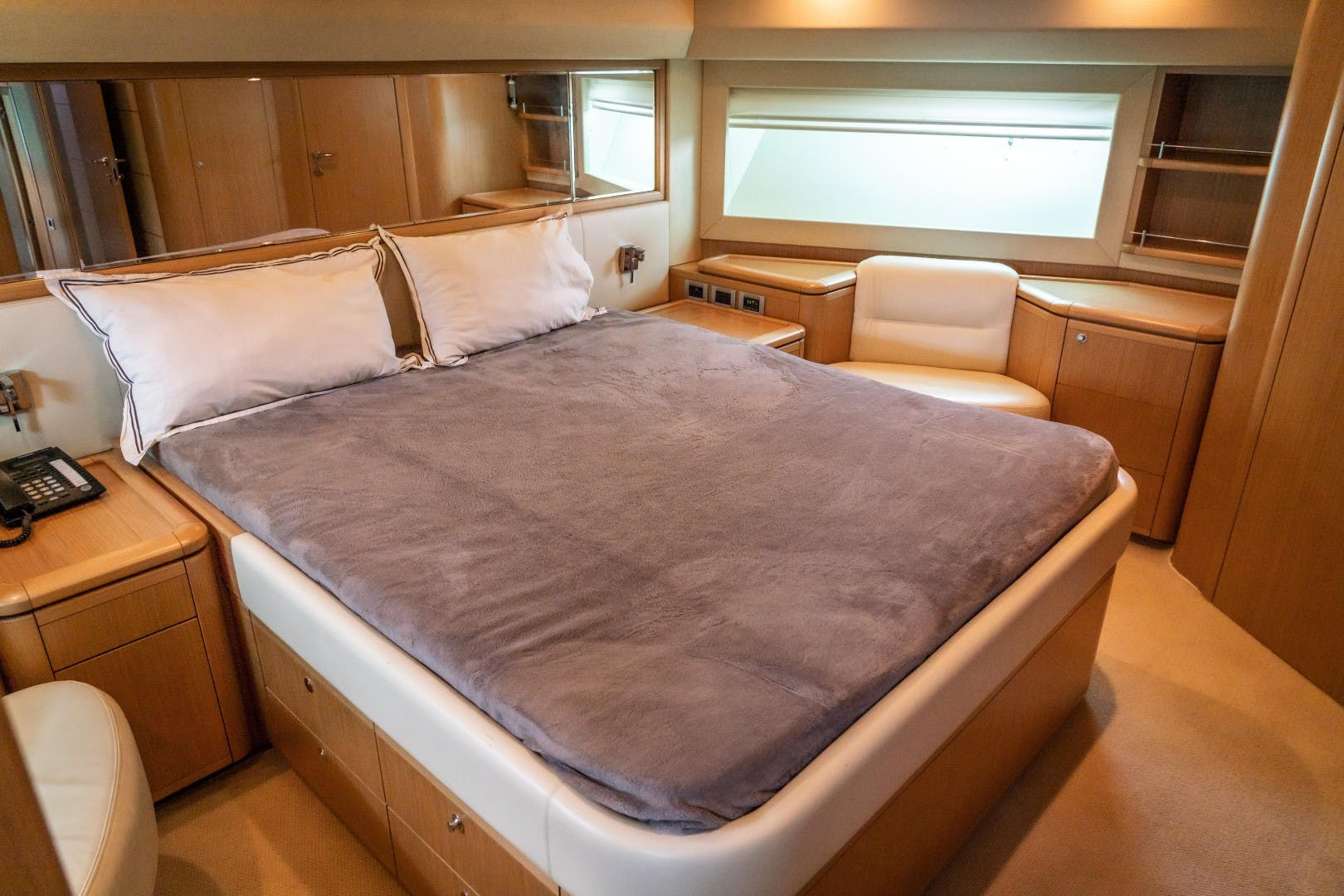 2008 Ferretti Yachts 88' 881 Fortis II | Picture 3 of 123