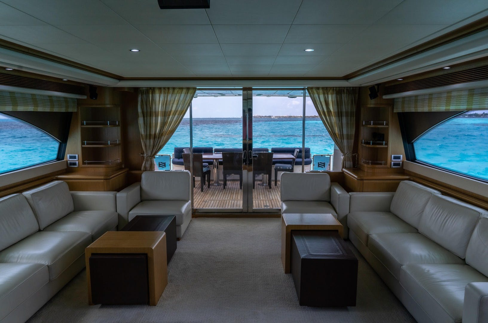2008 Ferretti Yachts 88' 881 Fortis II | Picture 6 of 123