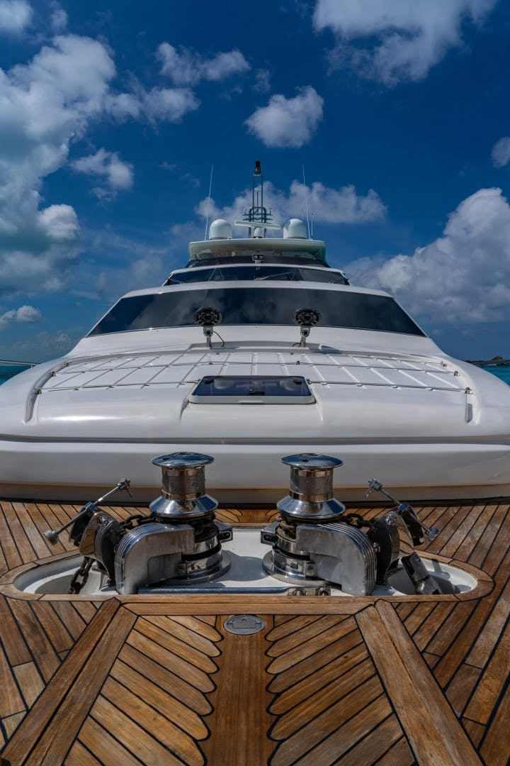 2008 Ferretti Yachts 88' 881 Fortis II | Picture 5 of 123
