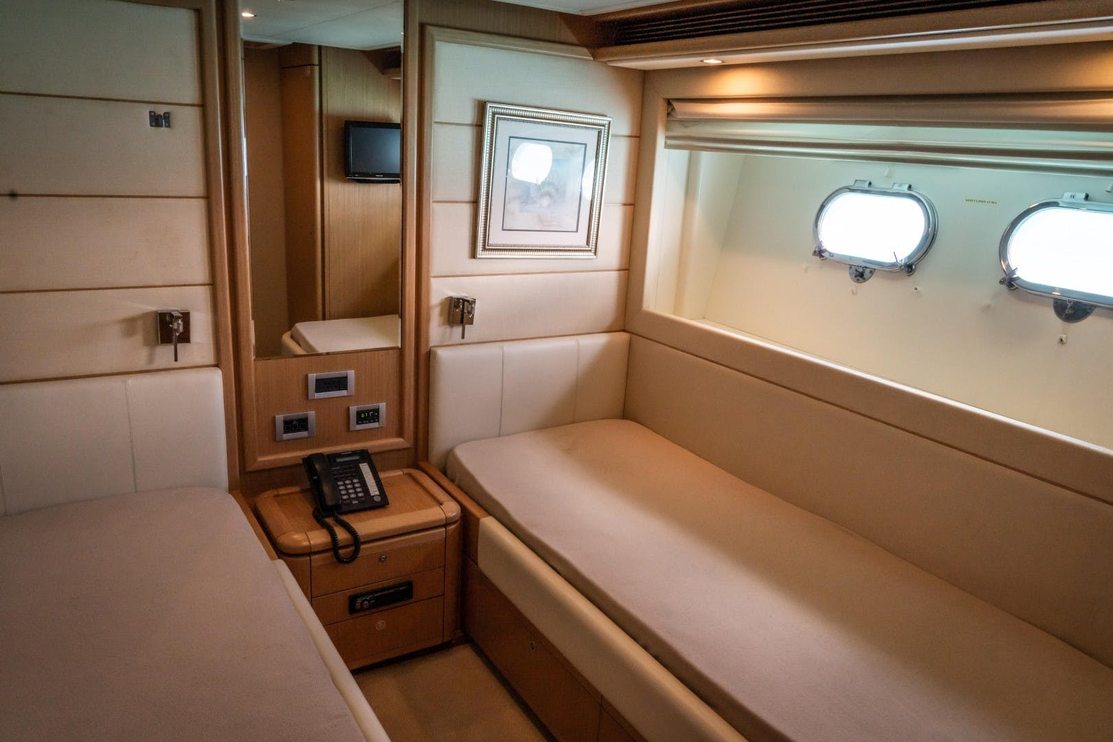 2008 Ferretti Yachts 88' 881 Fortis II | Picture 1 of 123