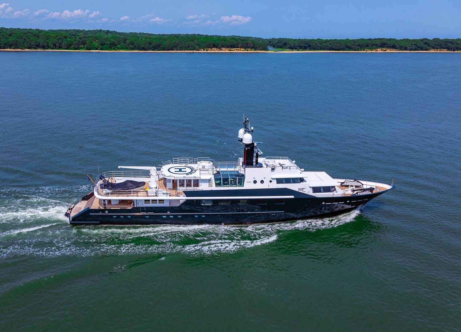 1986 Feadship 162'  HIGHLANDER   Picture 3 of 35
