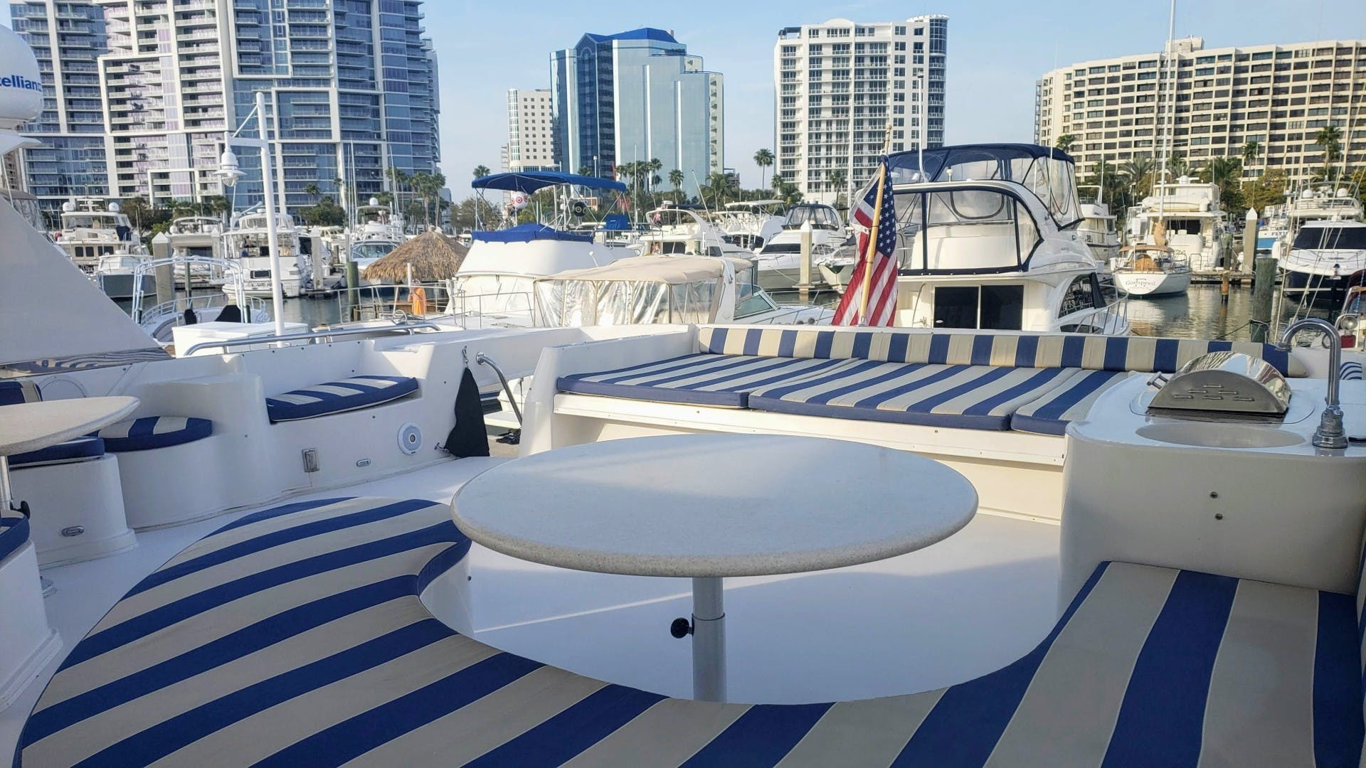 2008 Bluewater Yachts 65'  Motor Yacht Thai Princess II | Picture 3 of 55