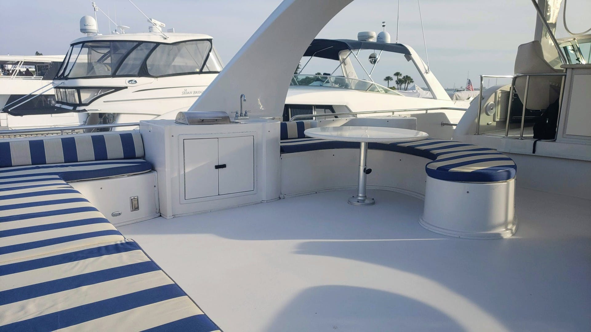 2008 Bluewater Yachts 65'  Motor Yacht Thai Princess II | Picture 7 of 55