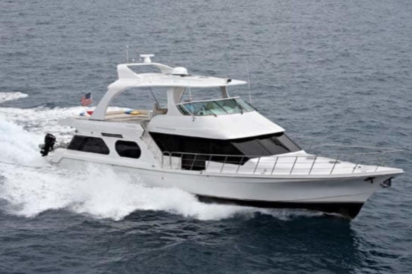 65' Bluewater Yachts 2008  Motor Yacht Thai Princess II
