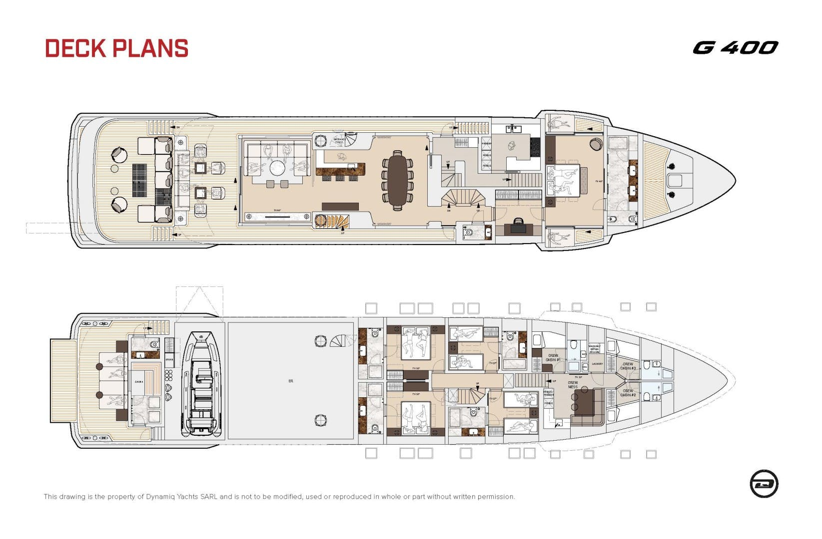 2022 Dynamiq 131' G 400 G 400 | Picture 5 of 29