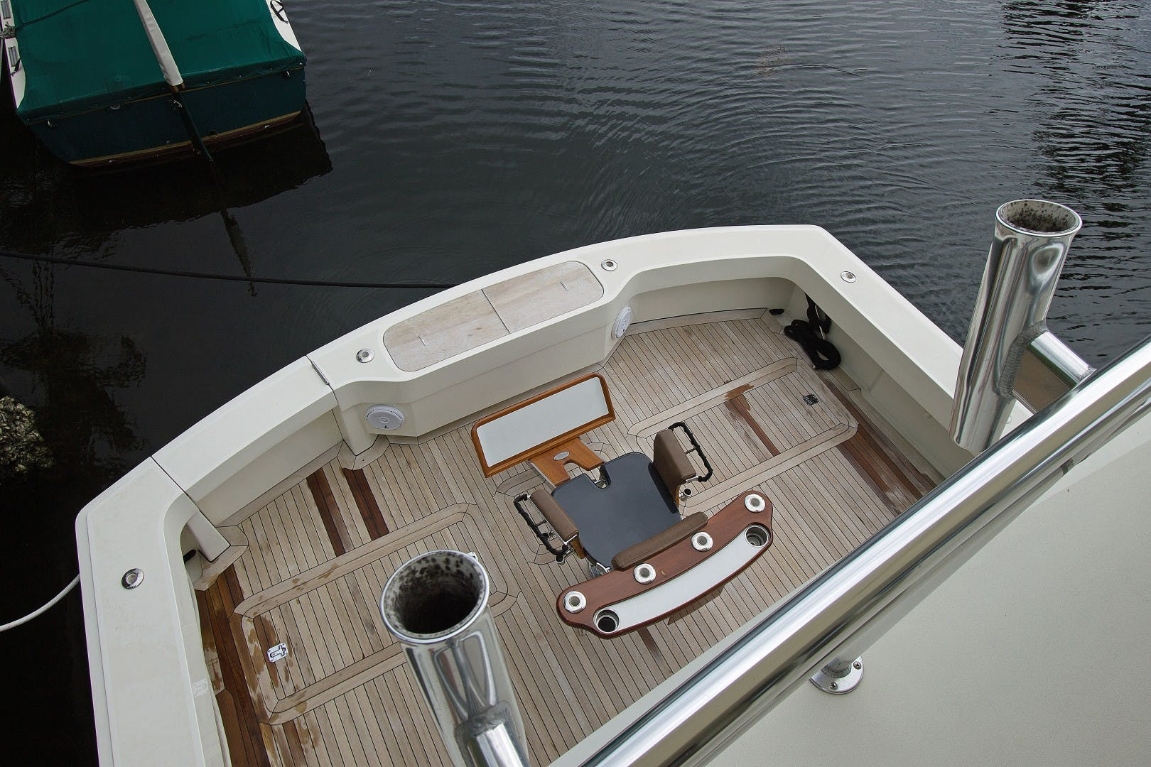 1989 Hatteras 65' Convertible Catch Me | Picture 2 of 39