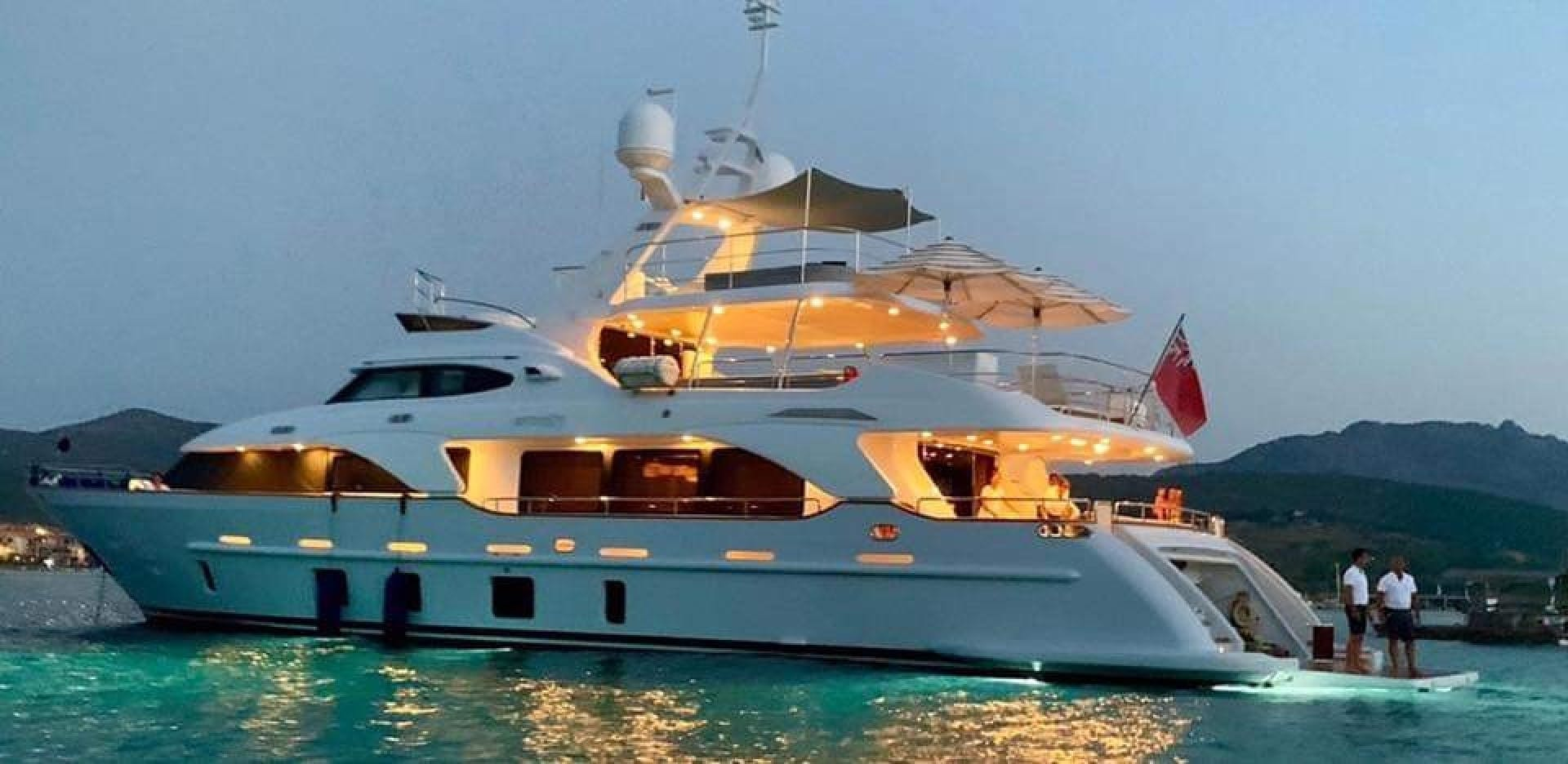 2012 Benetti 105' 105 Motor Yacht  | Picture 8 of 26