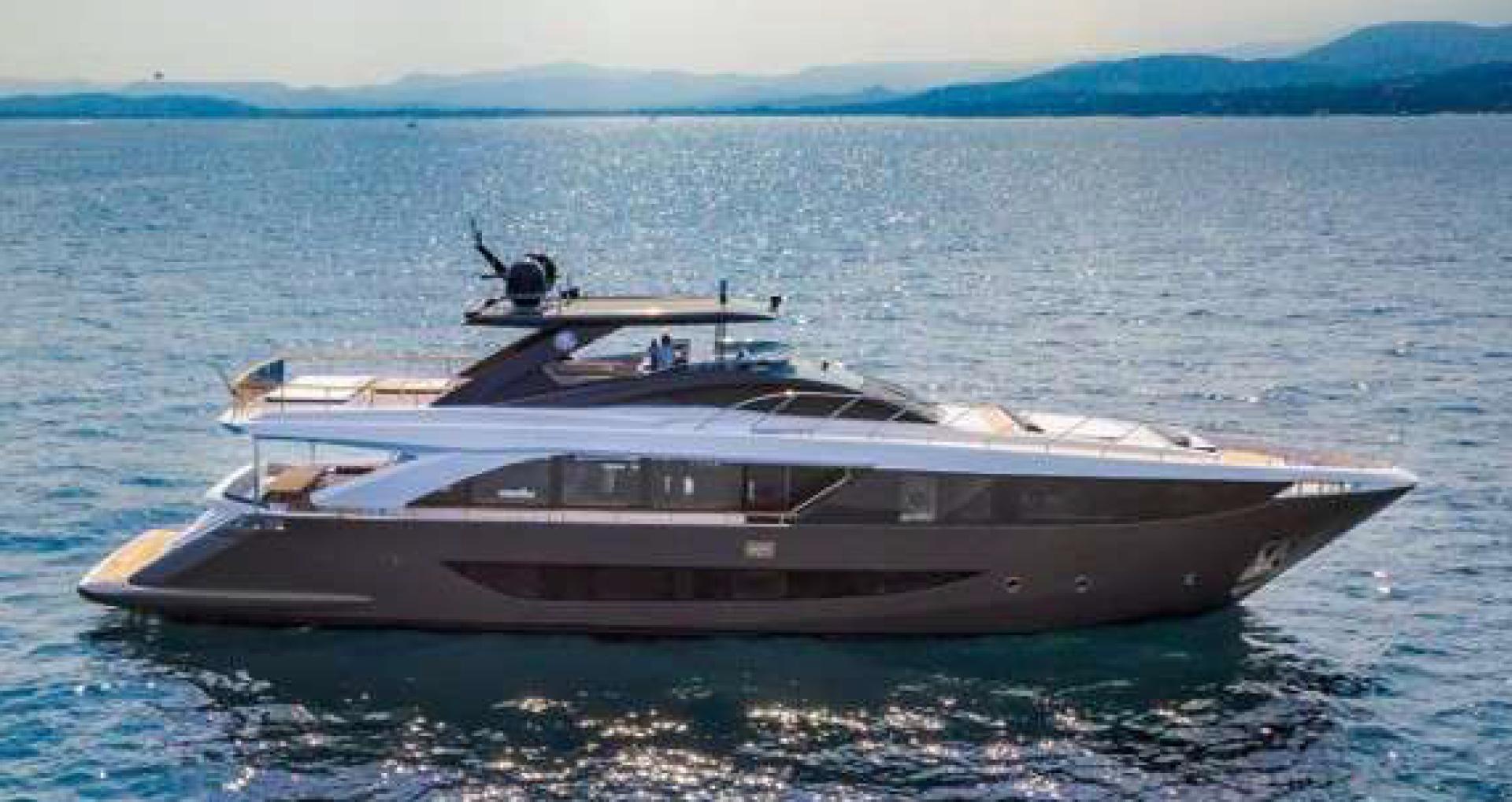 2019 PerMare 100' Motor Yacht