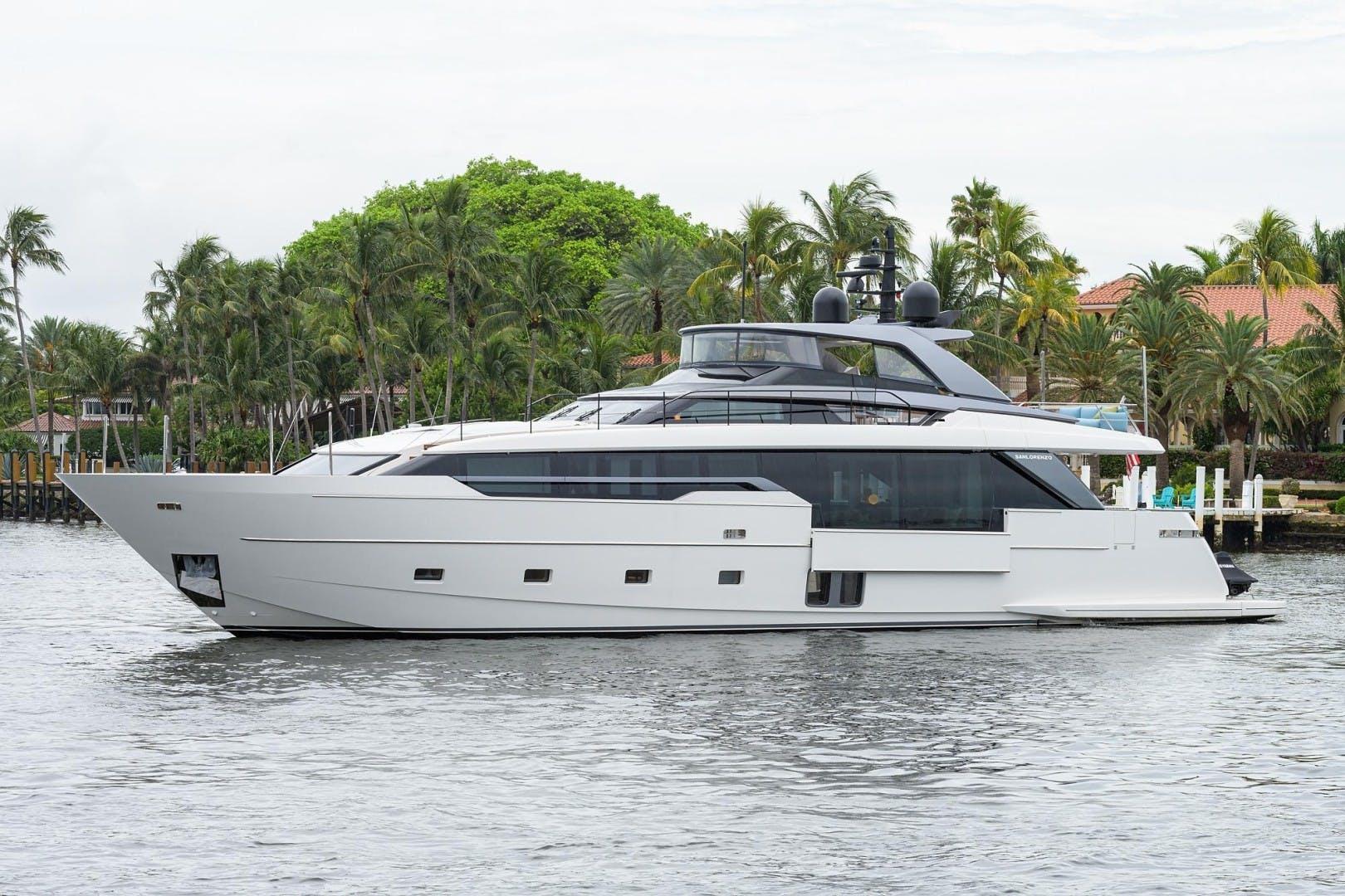 2021 Sanlorenzo 96' SL96 Asymmetric NiniPop XL | Picture 7 of 90