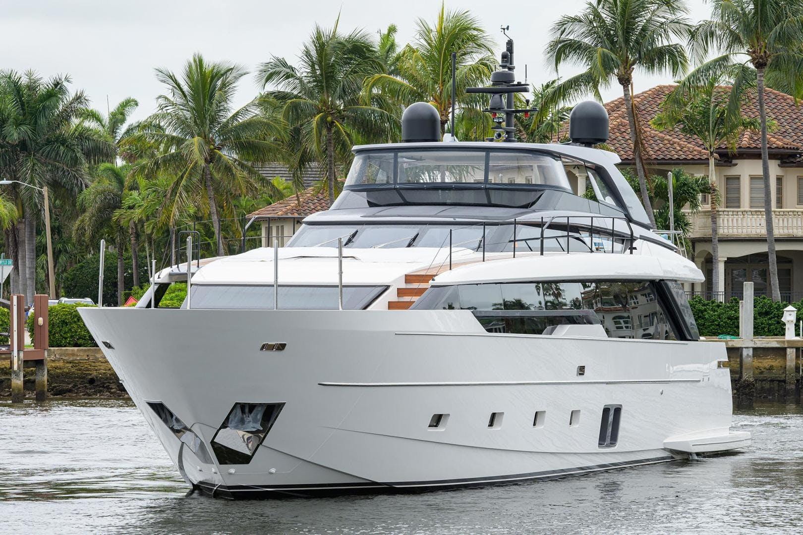 2021 Sanlorenzo 96' SL96 Asymmetric NiniPop XL | Picture 1 of 90