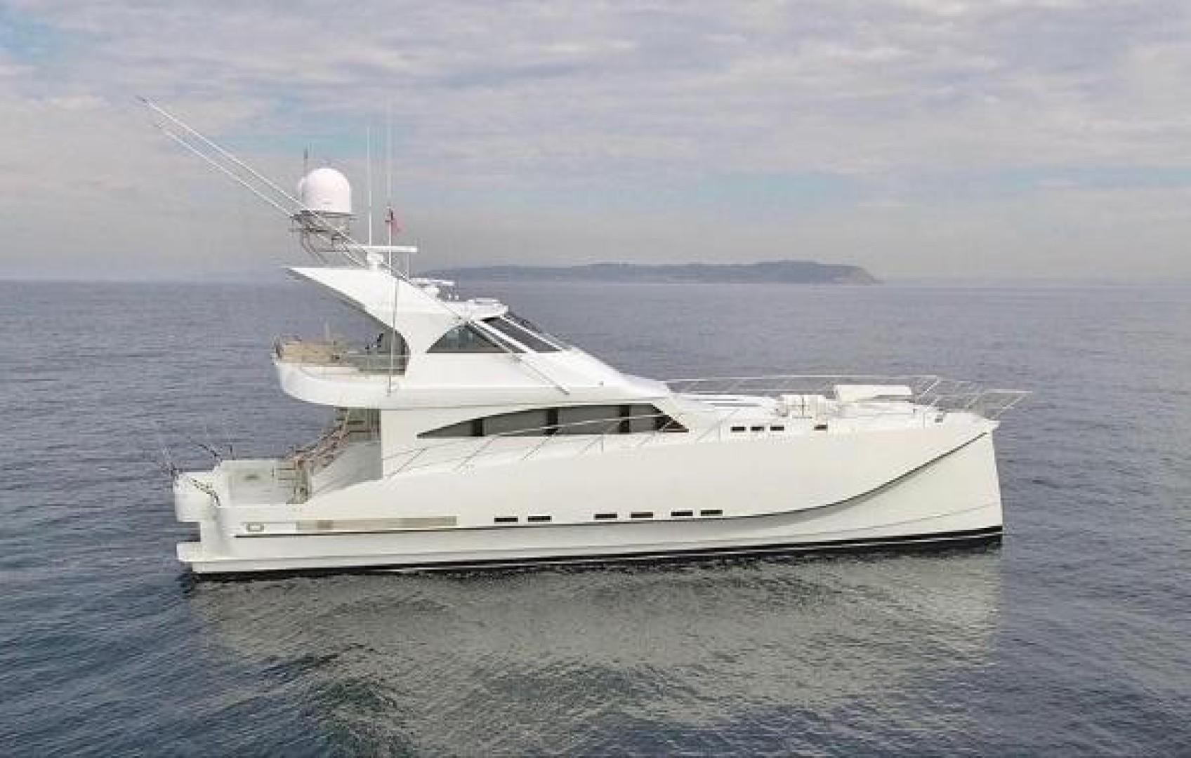 2012 Pedigree Cat 75' 75 Passagemaker