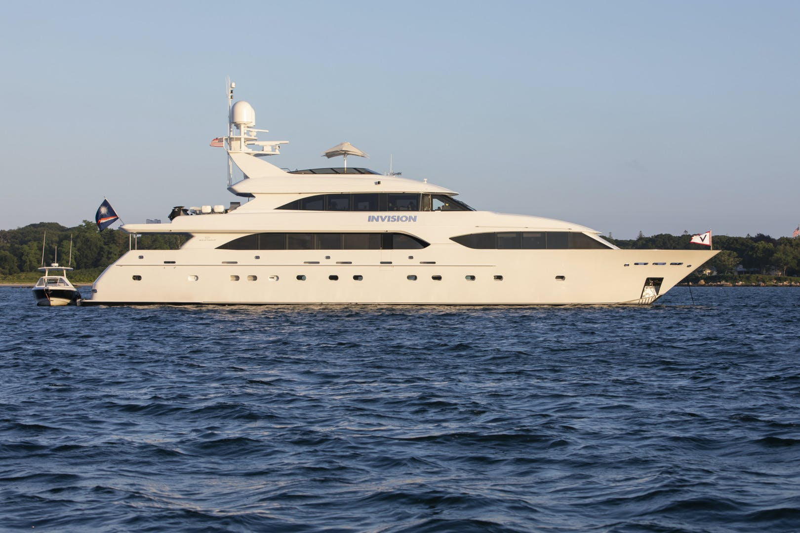 2001 Westship 132'  INVISION | Picture 1 of 22