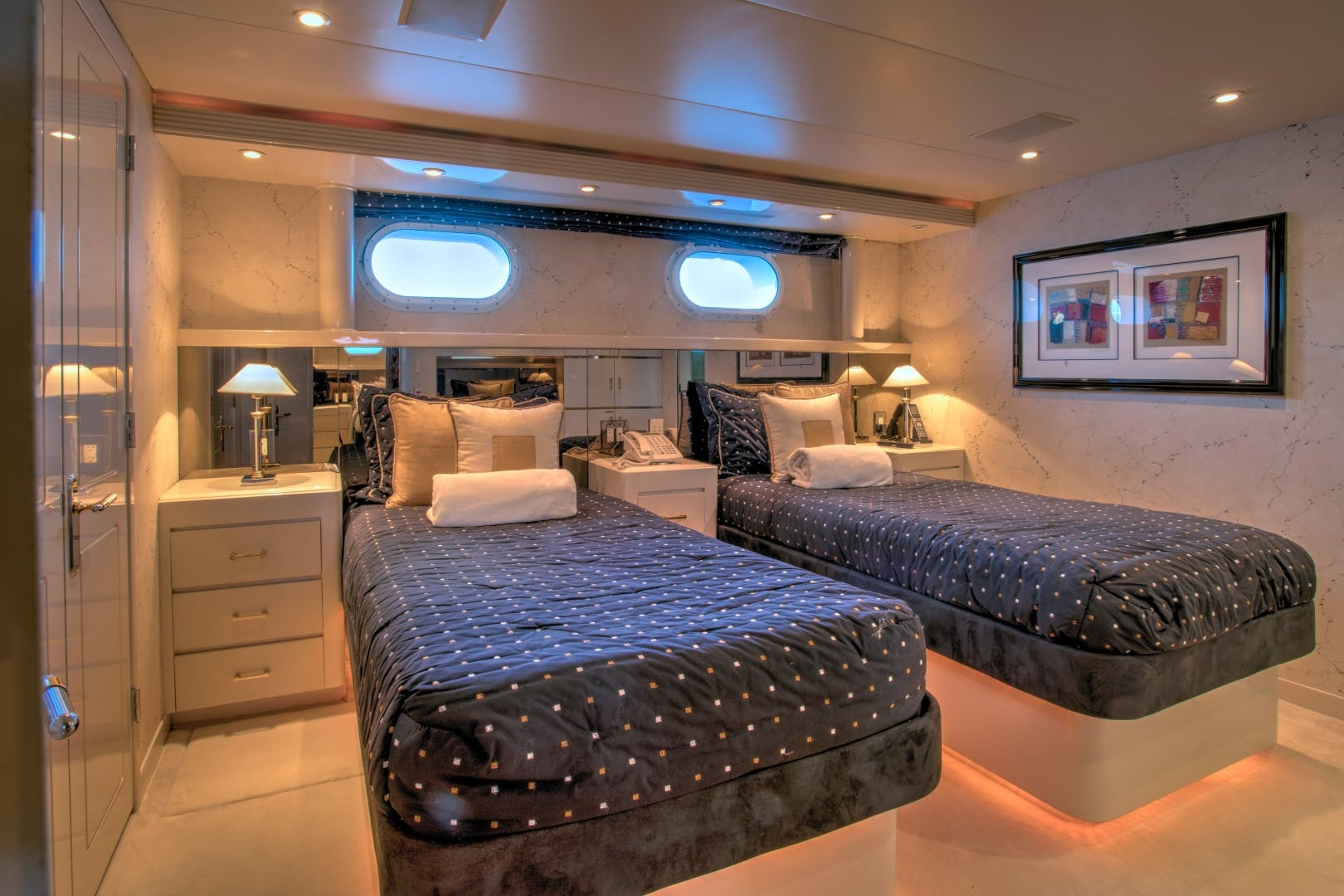 2001 Westship 132'  INVISION | Picture 3 of 22