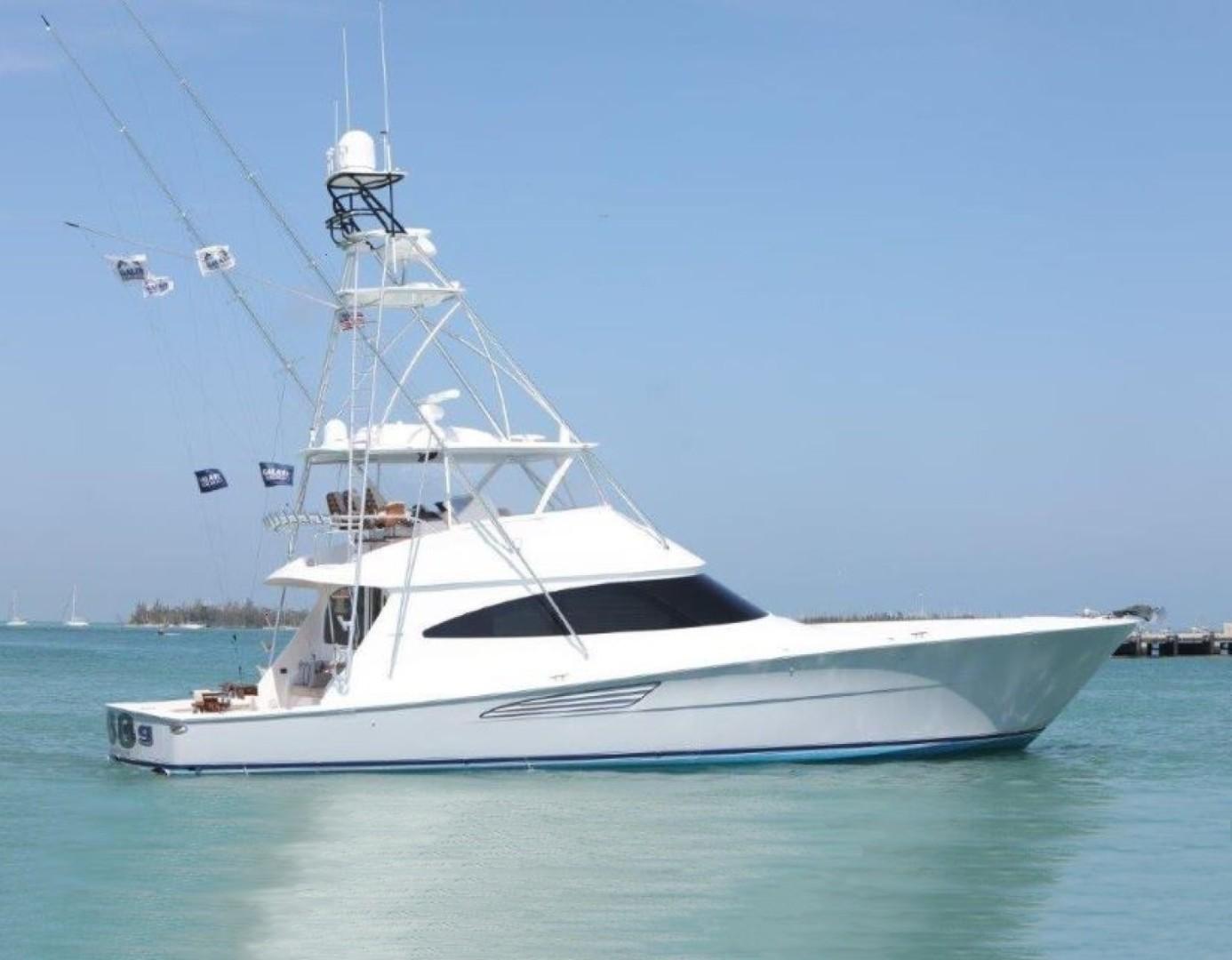 "2018 Viking 68' 68 Convertible ""Galati Yacht Sales Trade"""
