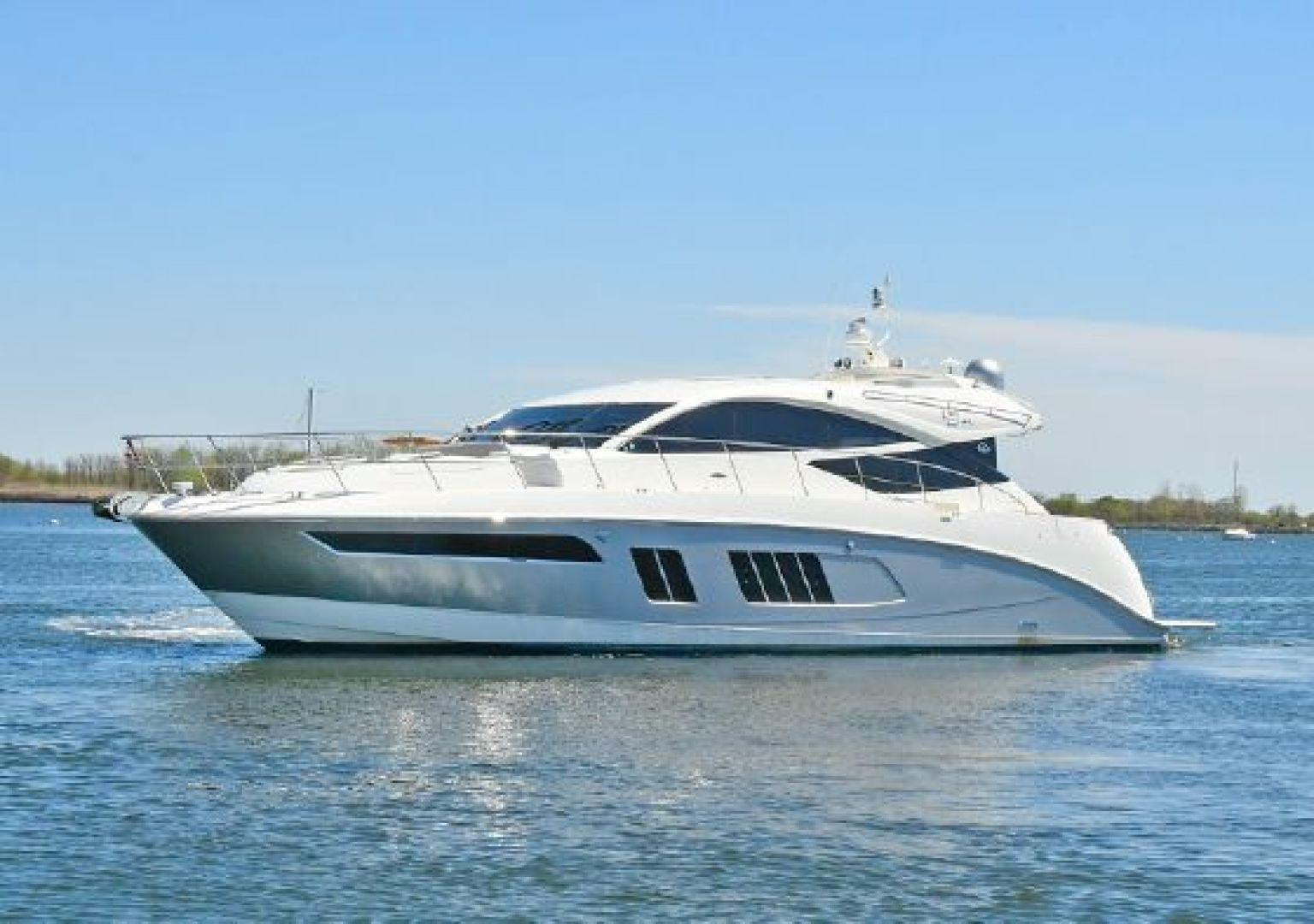 65' Sea Ray 2017 L650 Silver Lining