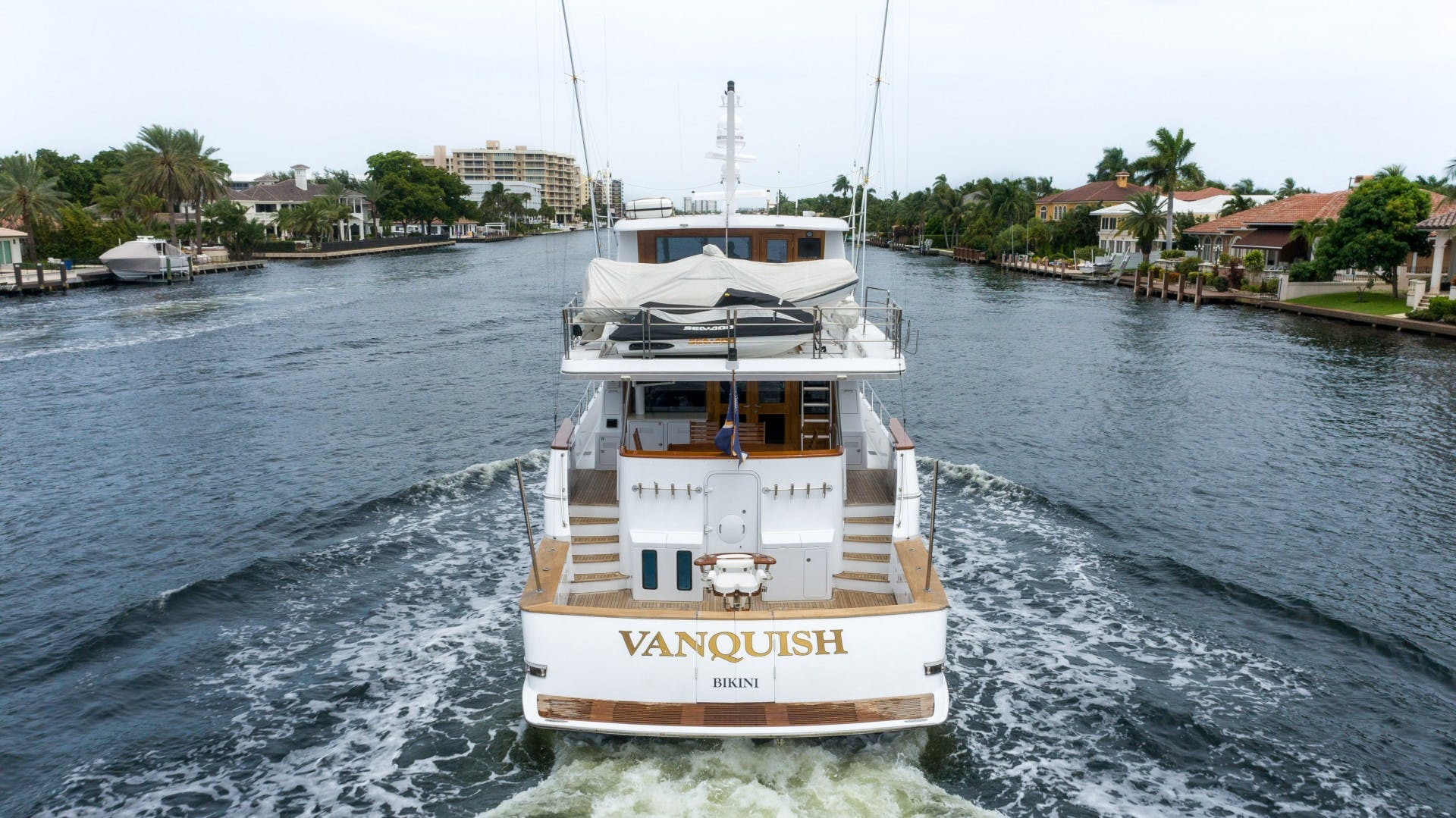 2003 West Bay 95'  VANQUISH   Picture 4 of 23