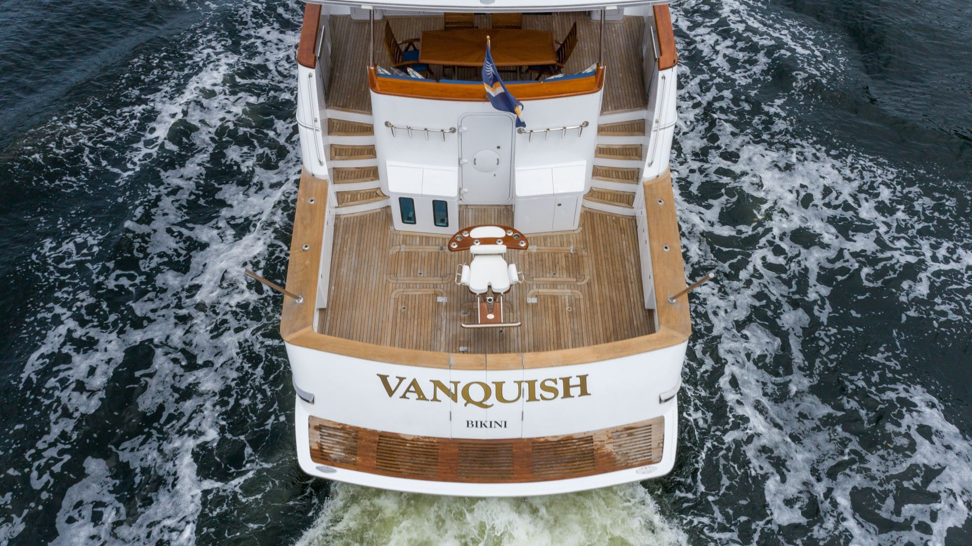 2003 West Bay 95'  VANQUISH   Picture 5 of 23