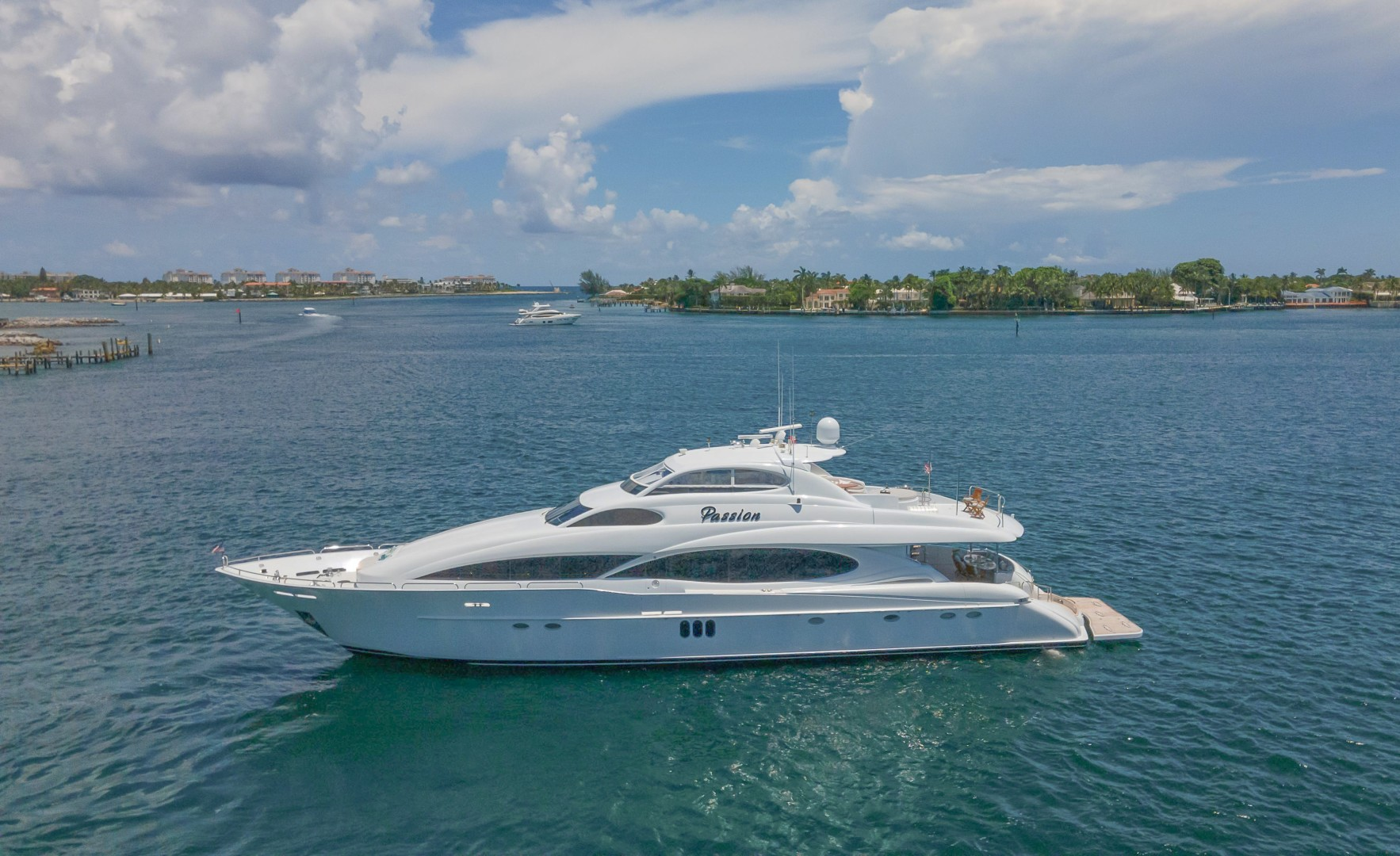 "2004 Lazzara Yachts 106' Motor Yacht ""Passion"""