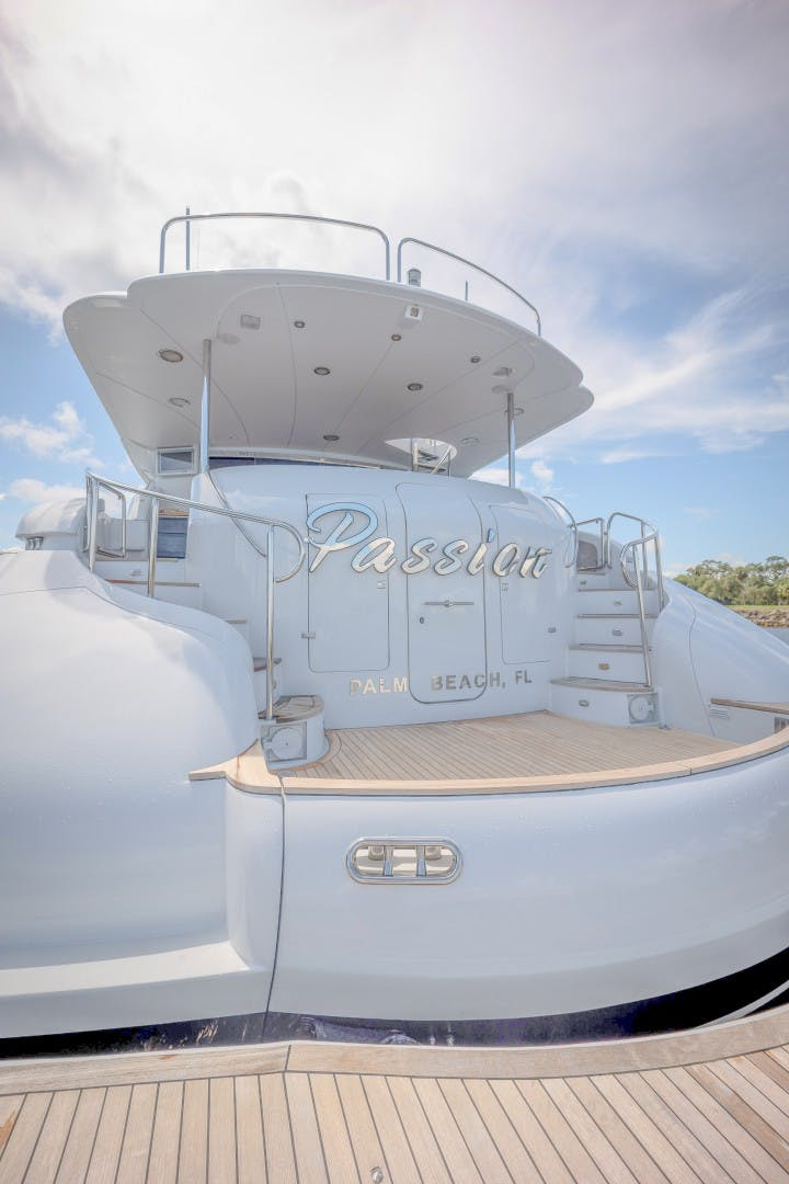 2004 Lazzara Yachts 106' Motor Yacht Passion | Picture 4 of 79
