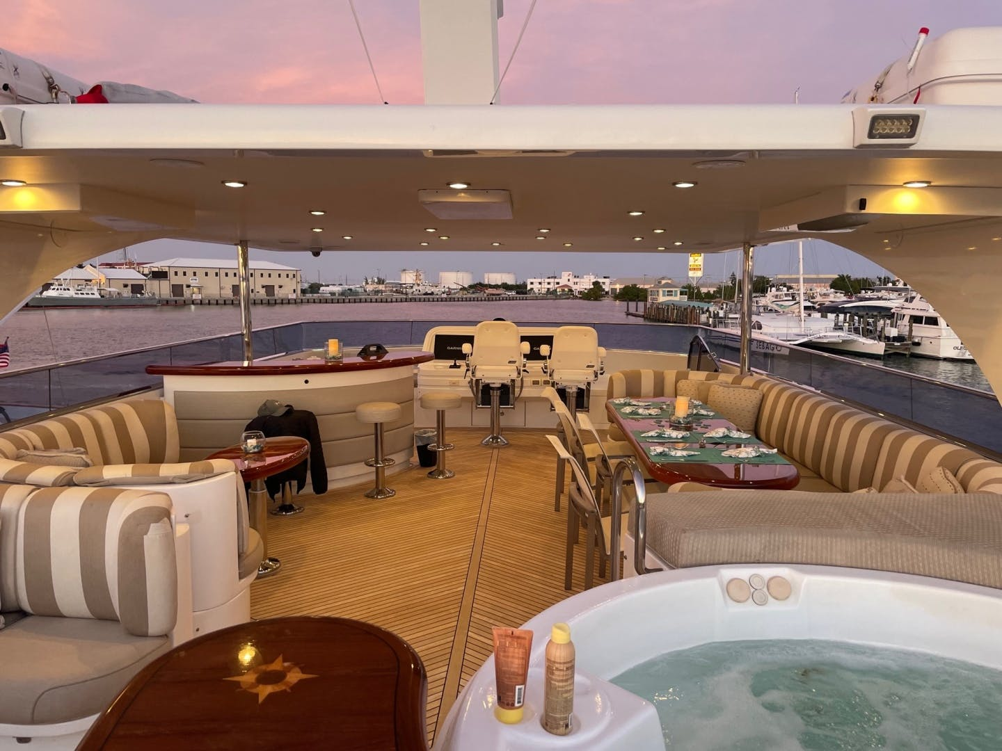 2006 Hargrave 105' 105 Motor Yacht Exit Strategy | Picture 3 of 69