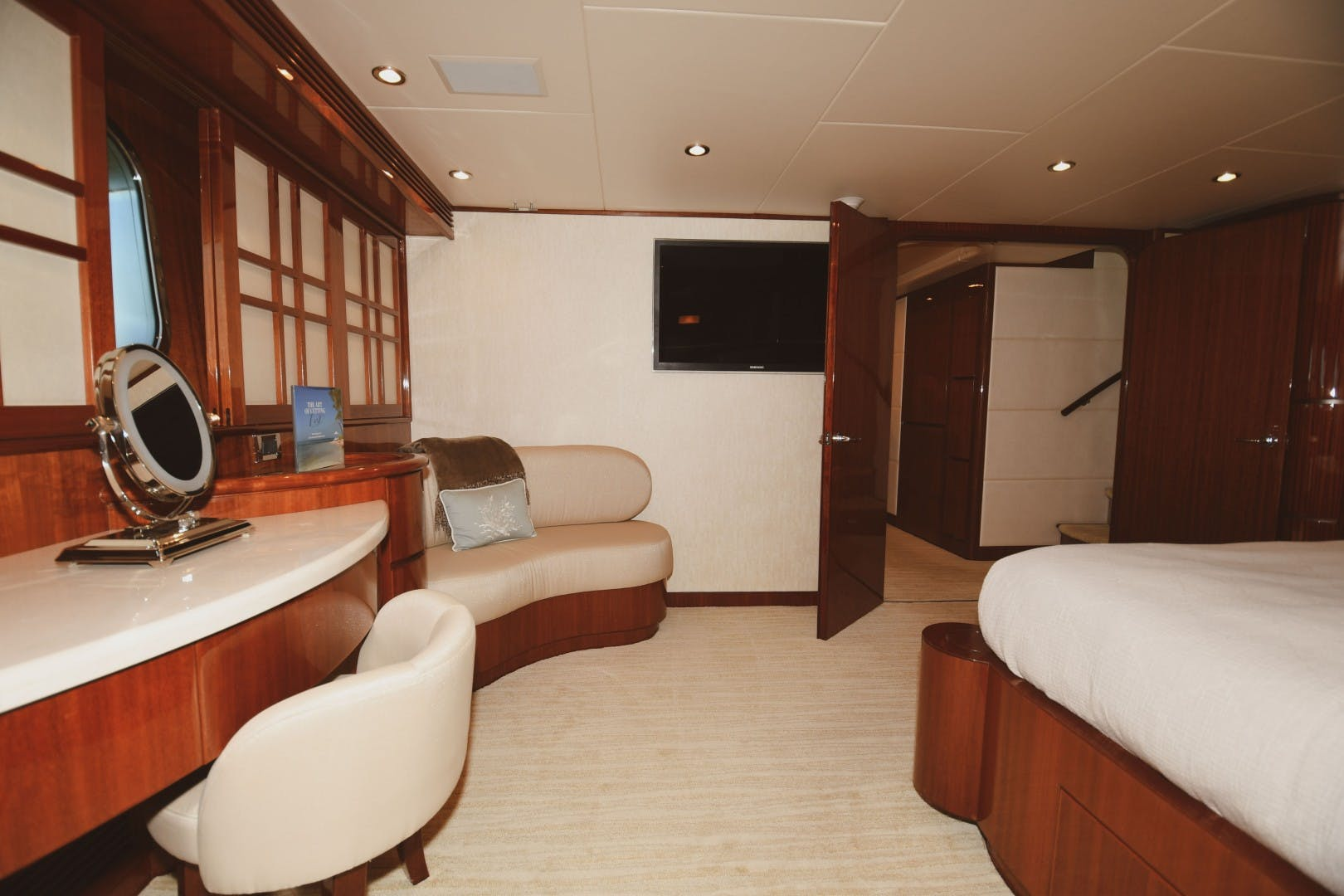 2006 Hargrave 105' 105 Motor Yacht Exit Strategy | Picture 2 of 69