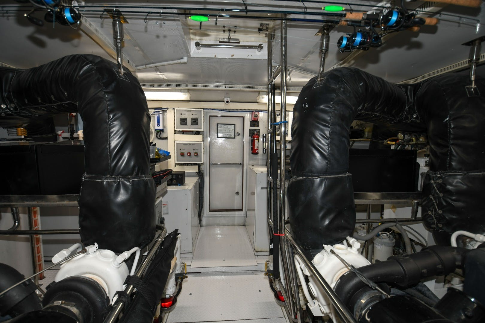 2006 Hargrave 105' 105 Motor Yacht Exit Strategy | Picture 5 of 69