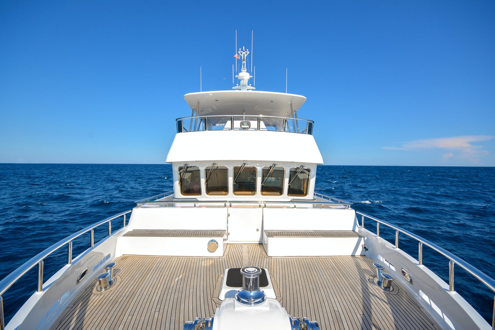 2002 Kuipers Woudsend 84' Raised Pilothouse LRC GUSTO | Picture 7 of 31