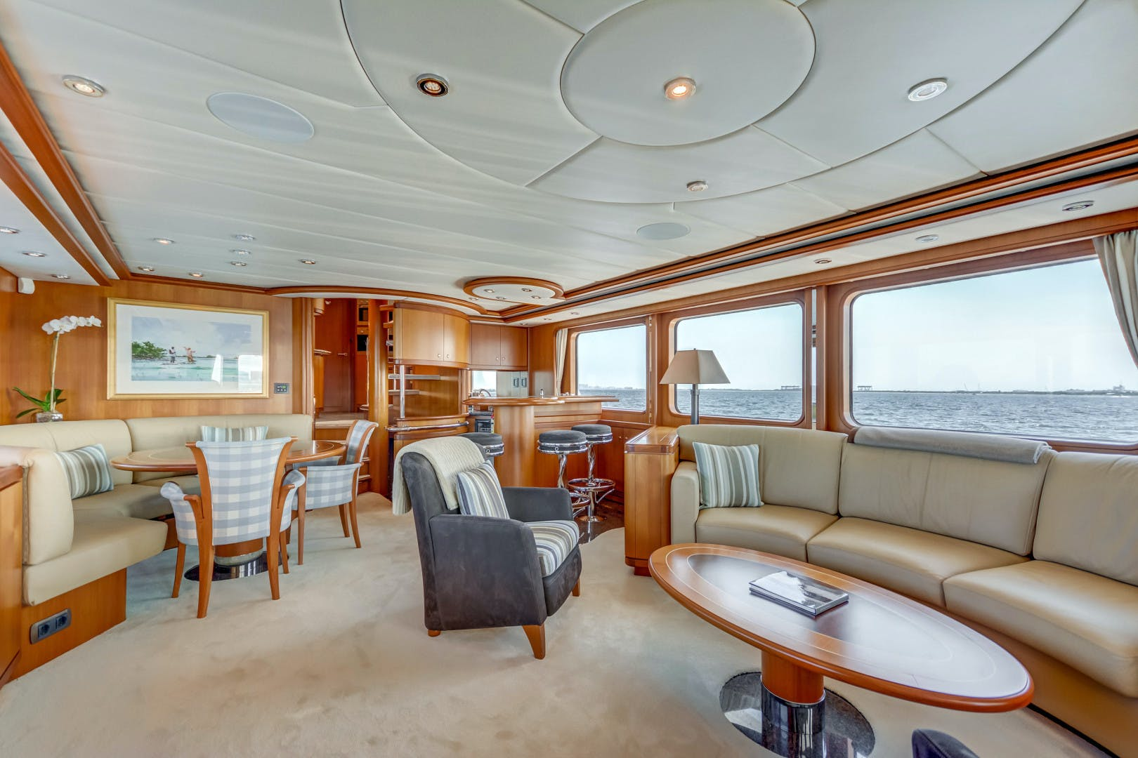 2002 Kuipers Woudsend 84' Raised Pilothouse LRC GUSTO | Picture 4 of 31