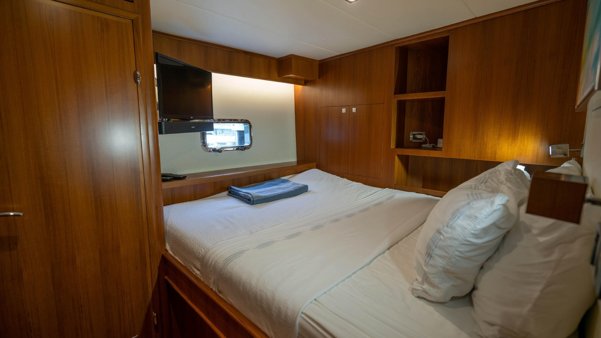 2018 Outer Reef Yachts 86' 860 DBMY- Sky Lounge Ruff Seas   Picture 6 of 89