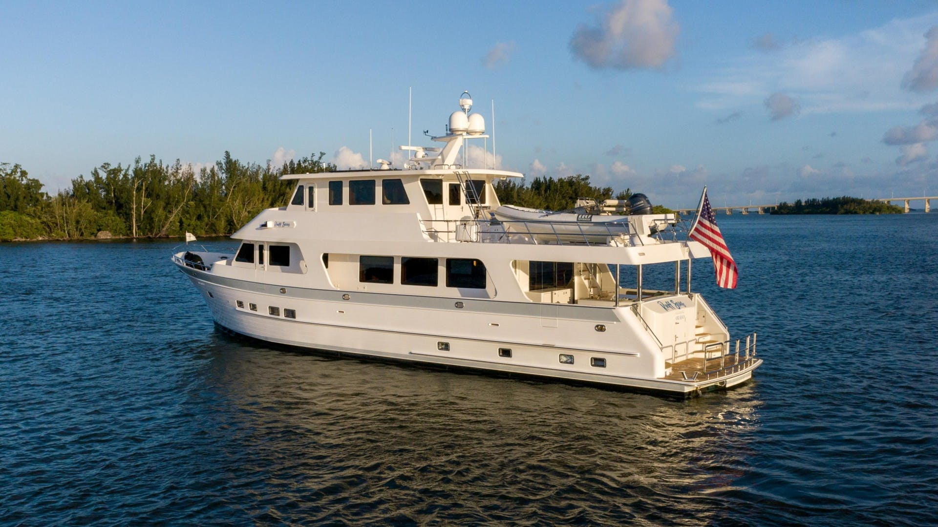 2018 Outer Reef Yachts 86' 860 DBMY- Sky Lounge Ruff Seas   Picture 7 of 89