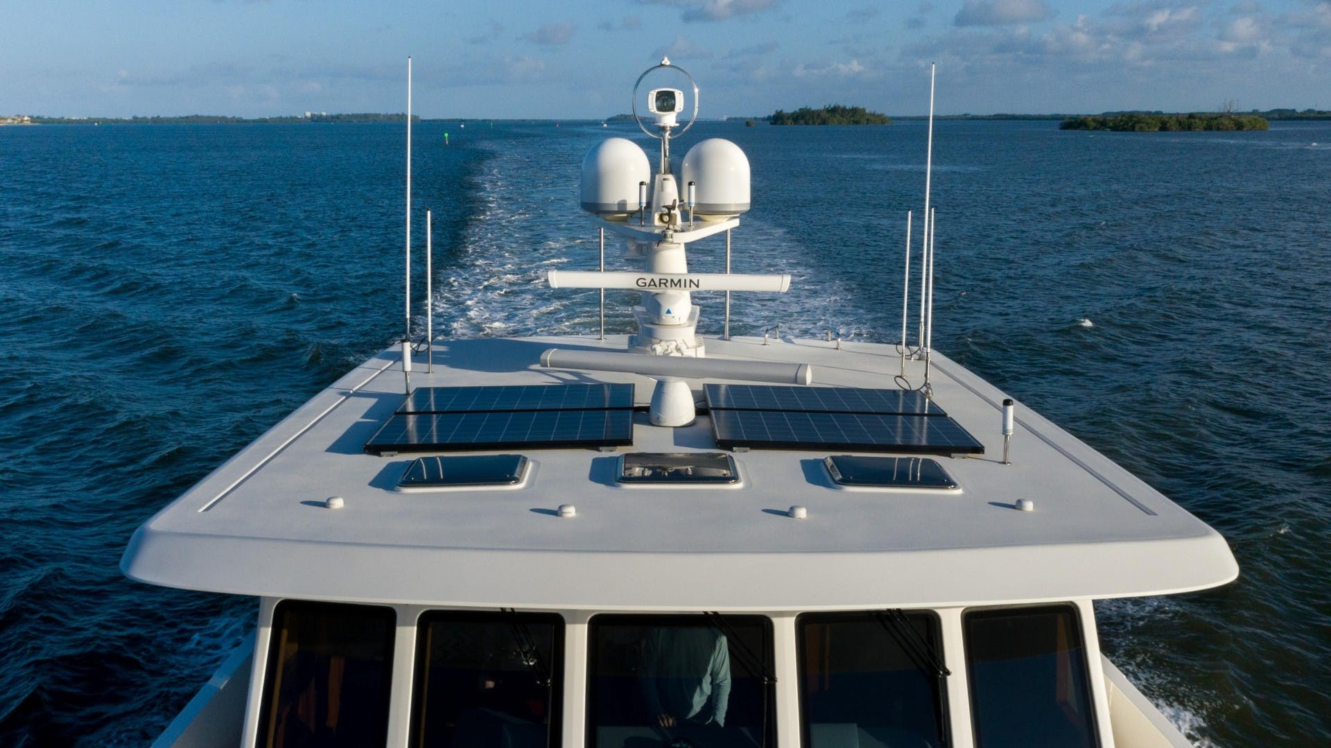 2018 Outer Reef Yachts 86' 860 DBMY- Sky Lounge Ruff Seas   Picture 3 of 89
