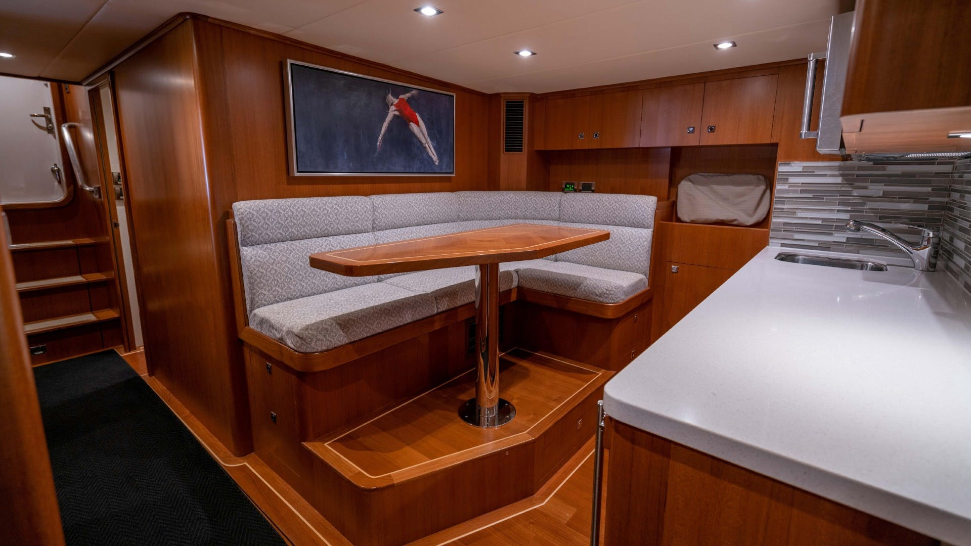 2018 Outer Reef Yachts 86' 860 DBMY- Sky Lounge Ruff Seas   Picture 4 of 89