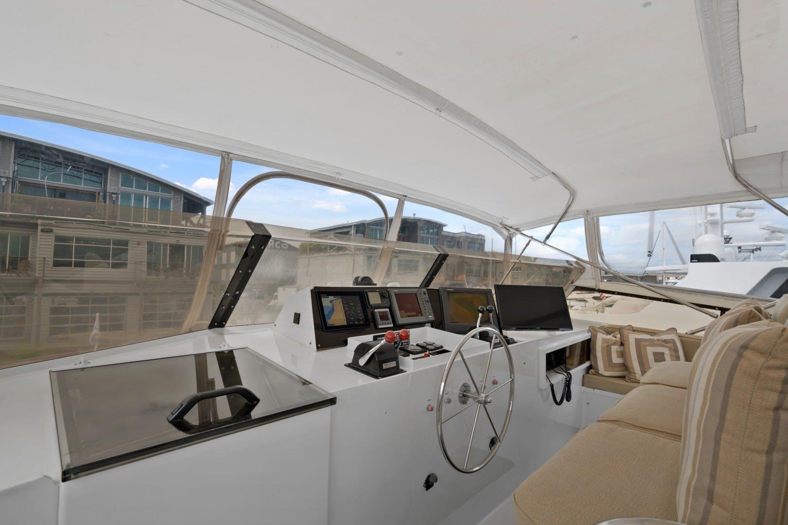 1991 Broward 102' Motoryacht ANDIAMO | Picture 5 of 47