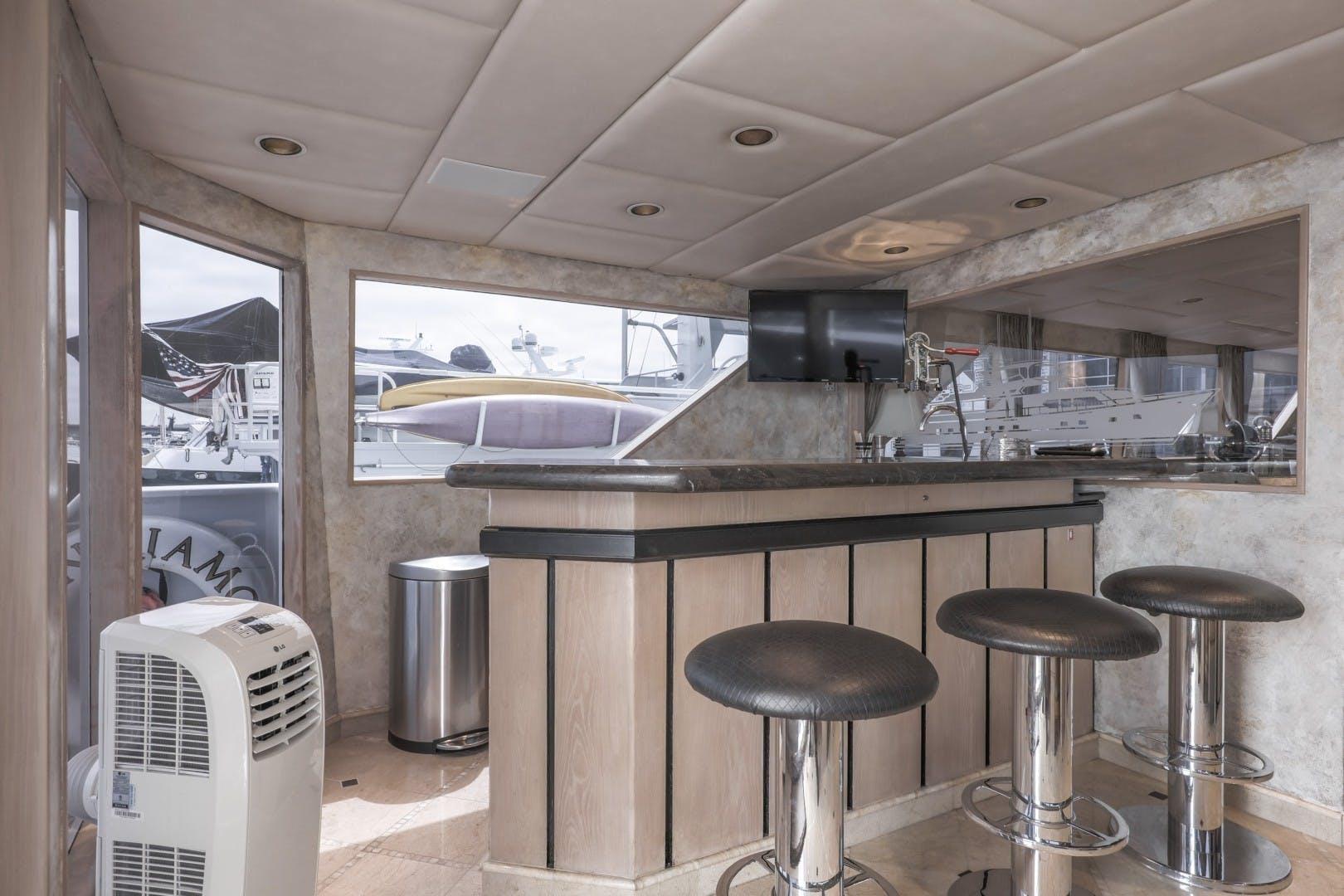 1991 Broward 102' Motoryacht ANDIAMO | Picture 2 of 47