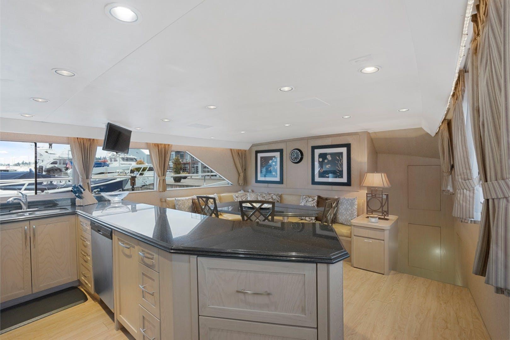 1991 Broward 102' Motoryacht ANDIAMO | Picture 7 of 47