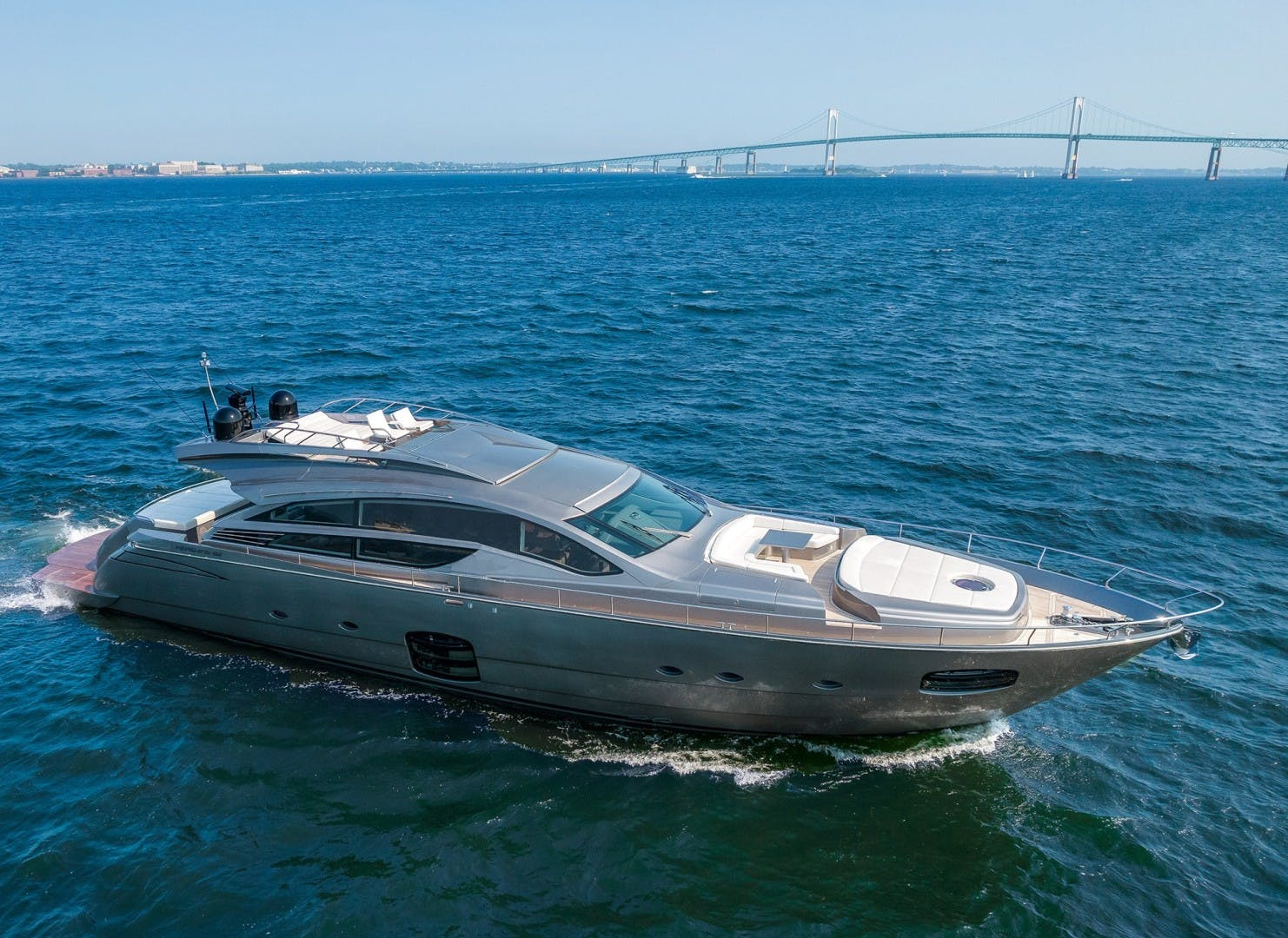 2018 Pershing 82' 82 Monarc   Picture 1 of 34