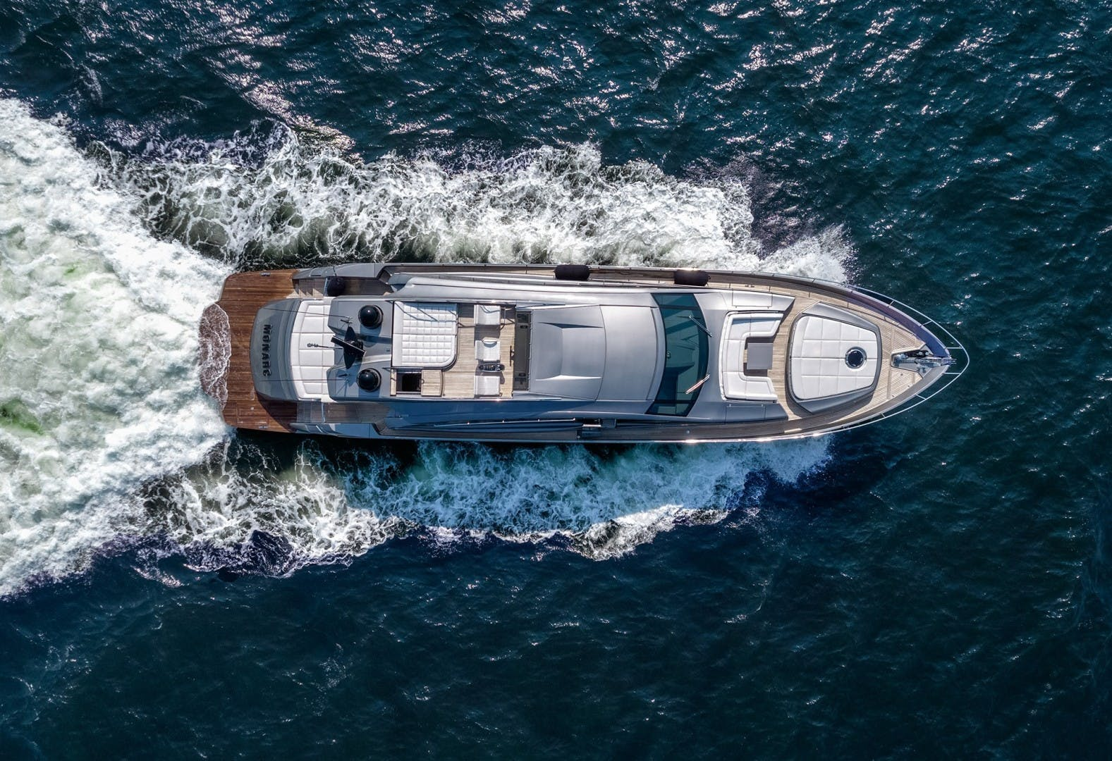 2018 Pershing 82' 82 Monarc   Picture 7 of 34