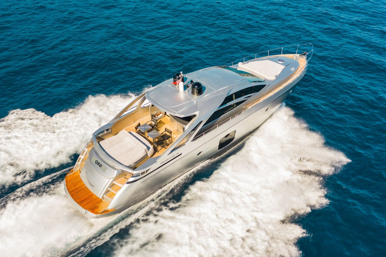 2016 Pershing 70' 70 Q80   Picture 7 of 29