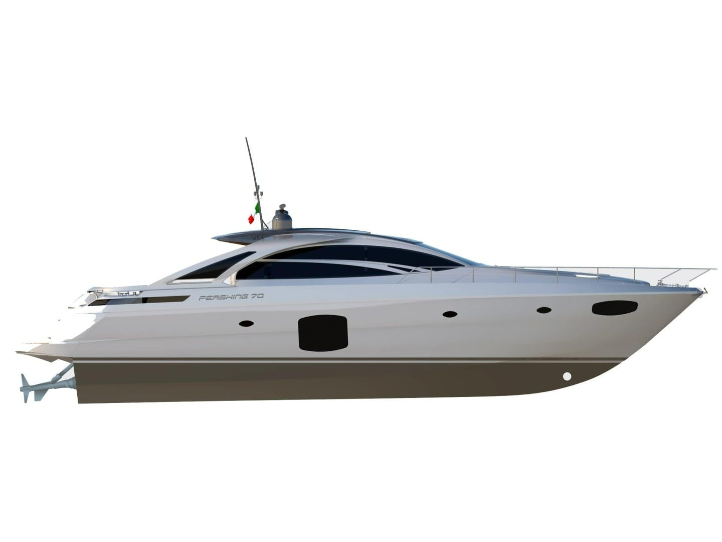 2016 Pershing 70' 70 Q80   Picture 2 of 29